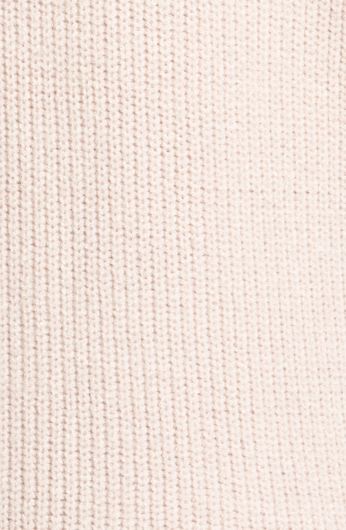 Colorblock Tunic Sweater,                             Alternate thumbnail 5, color,