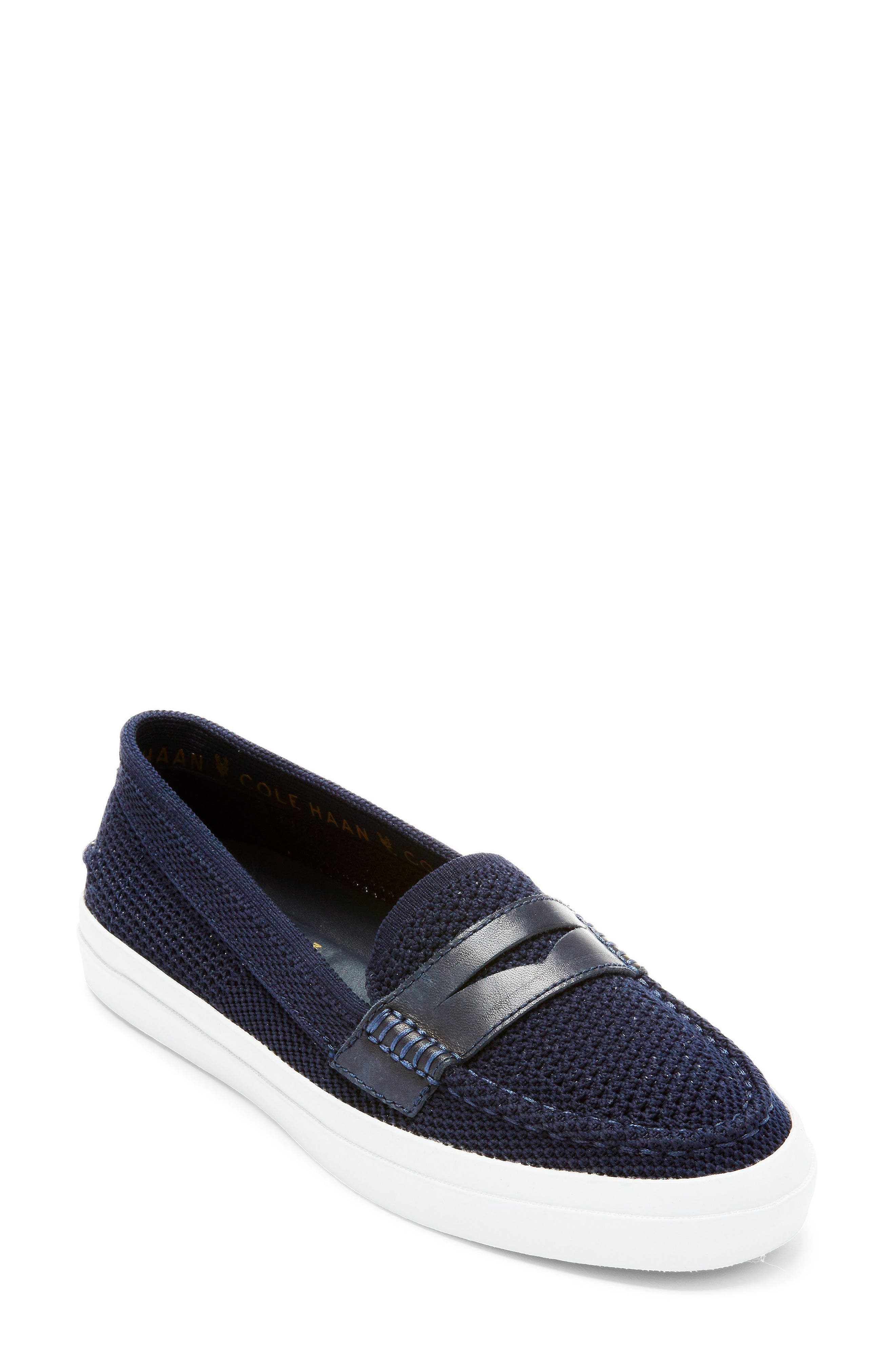 Pinch Stitchlite<sup>™</sup> Loafer,                         Main,                         color, 410