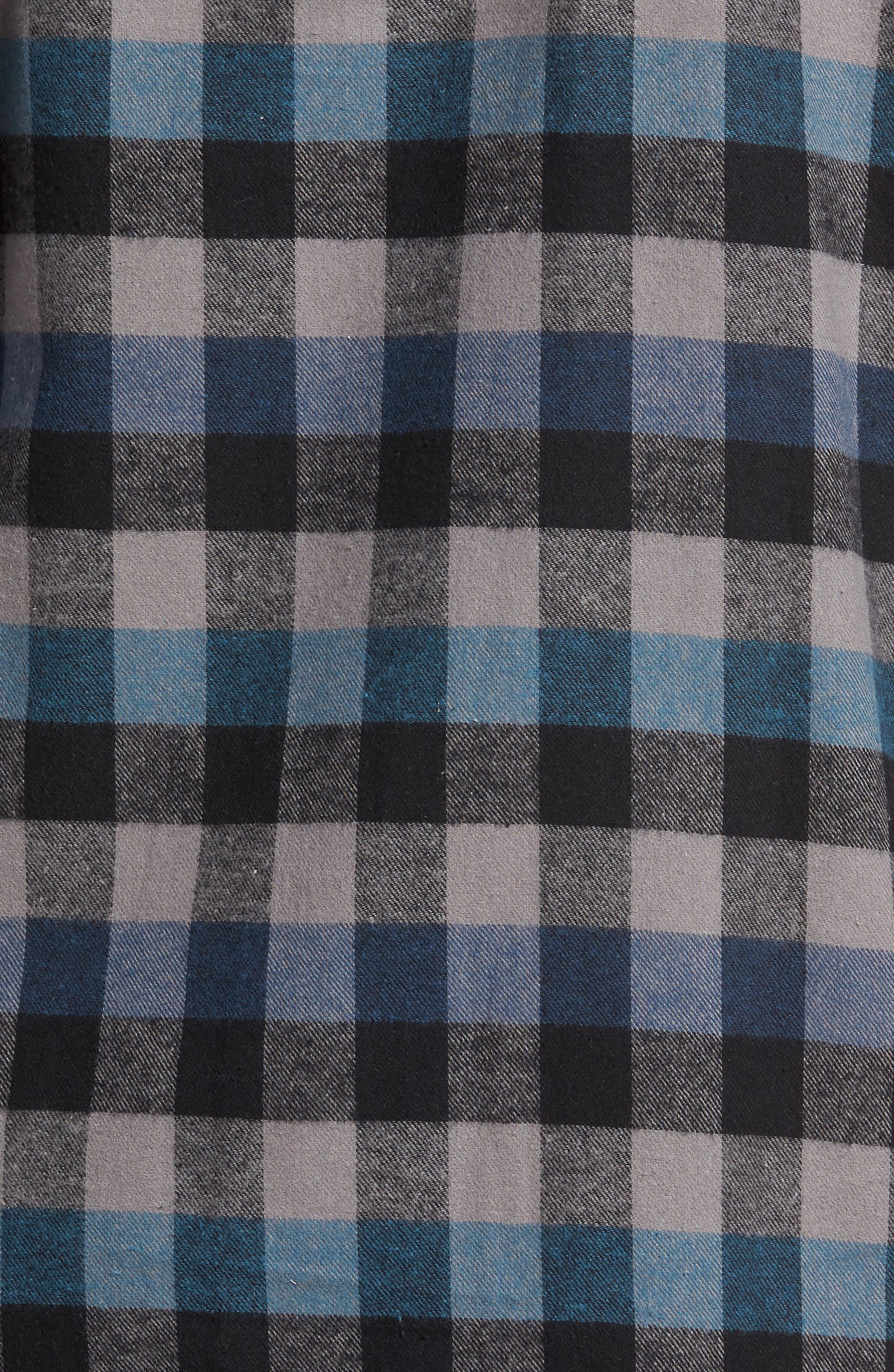 '824' Flannel Pajama Set,                             Alternate thumbnail 101, color,