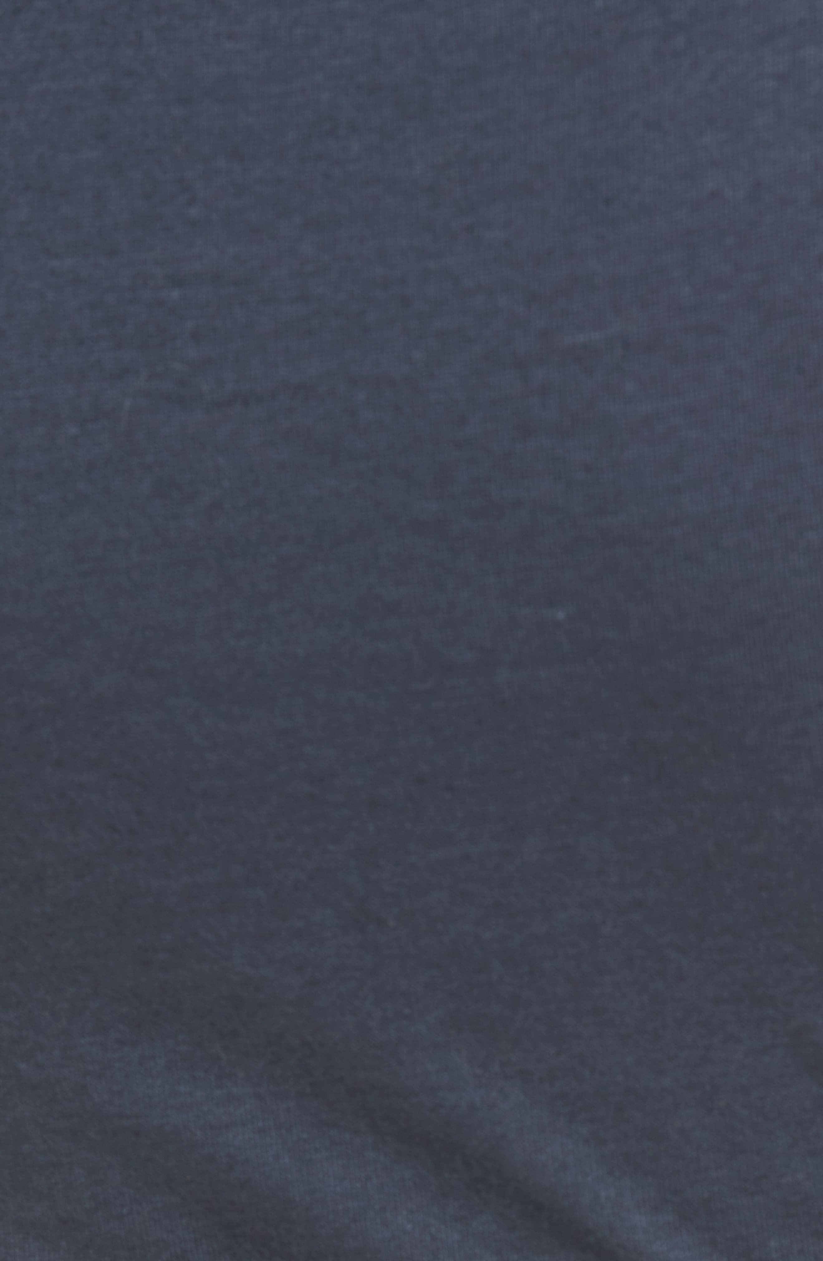 Ruched Body-Con Tank Dress,                             Alternate thumbnail 6, color,                             NAVY INDIA INK
