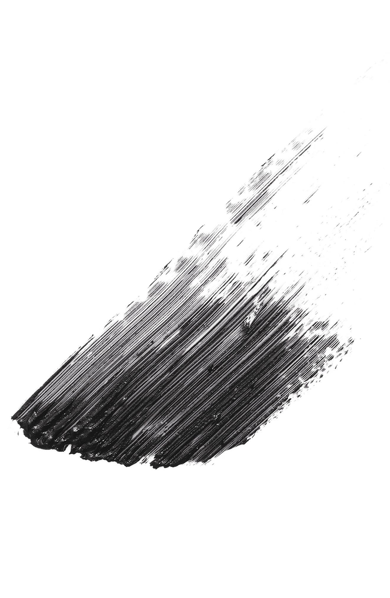 MAC False Lashes Waterproof Mascara,                             Alternate thumbnail 2, color,                             STAY BLACK