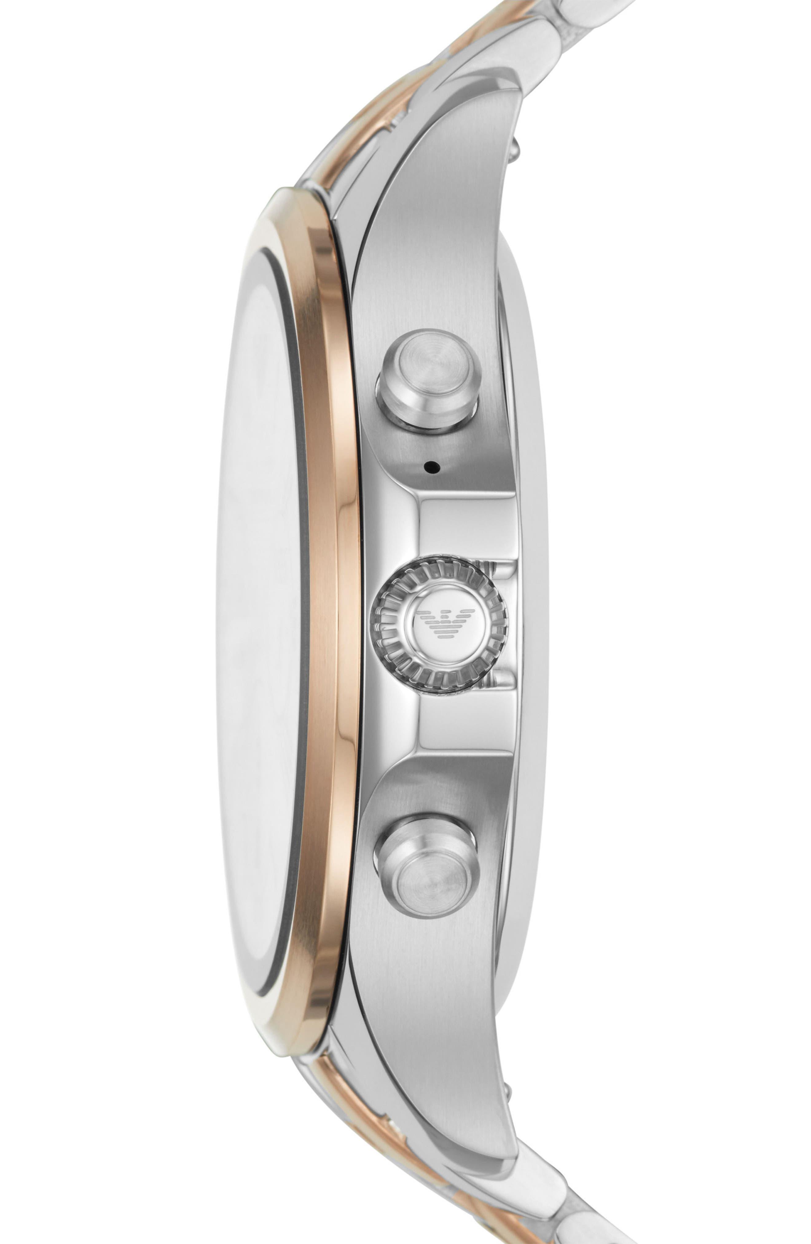 Touchscreen Bracelet Smartwatch, 46mm,                             Alternate thumbnail 2, color,                             040