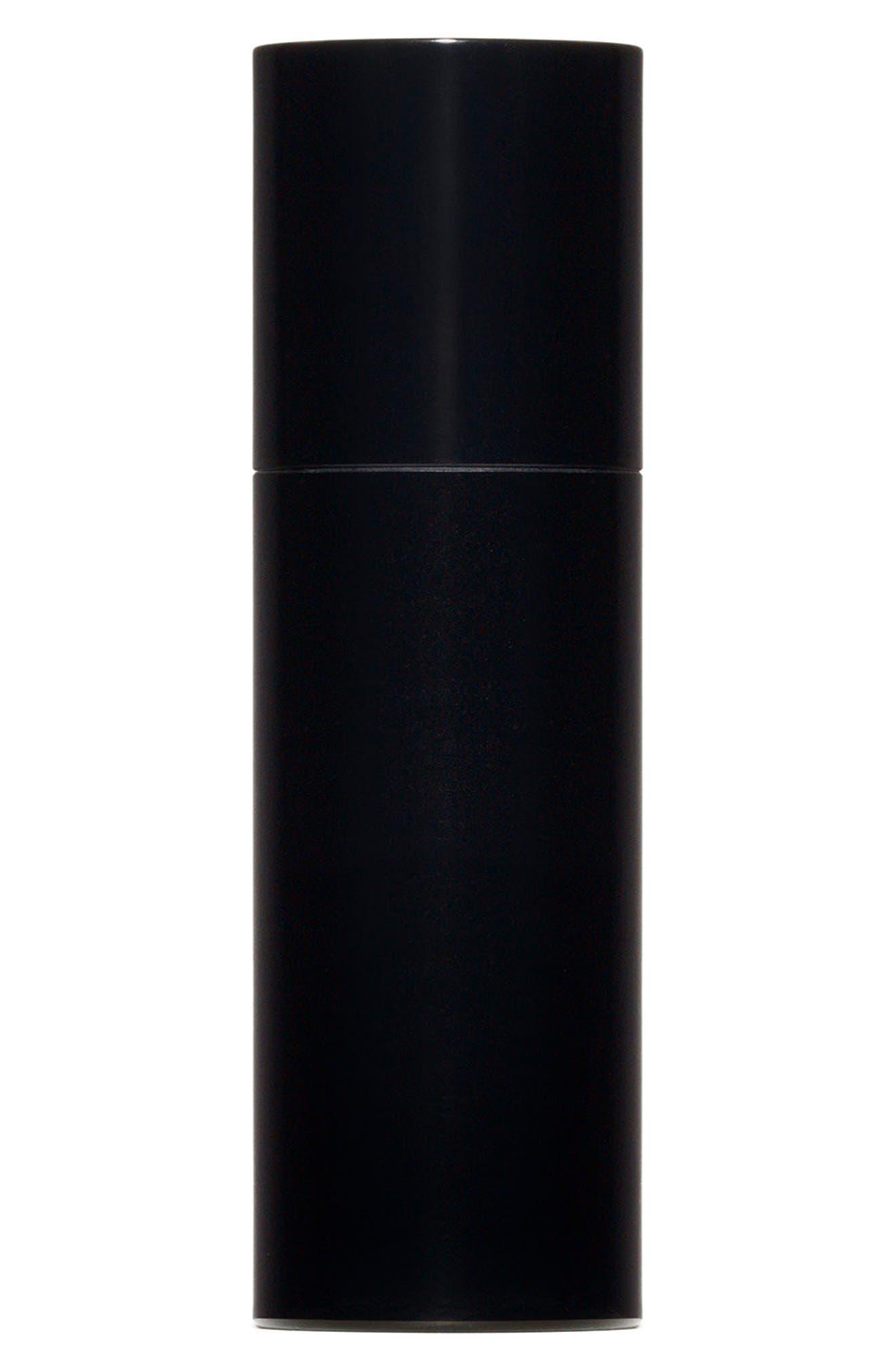 Editions de Parfums Frédéric Malle Black Travel Spray Case,                             Alternate thumbnail 3, color,                             NO COLOR
