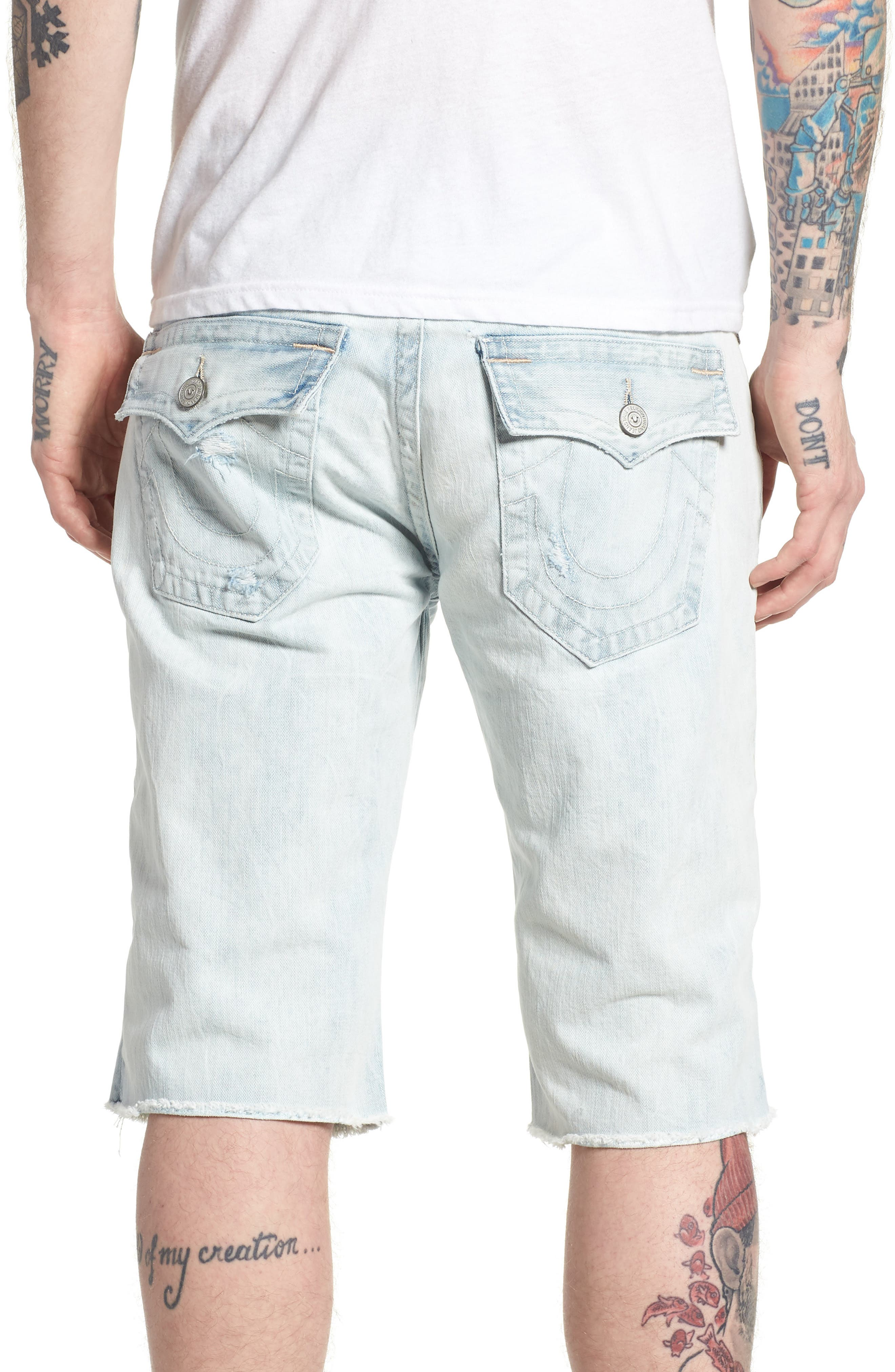 Ricky Relaxed Fit Shorts,                             Alternate thumbnail 2, color,                             401