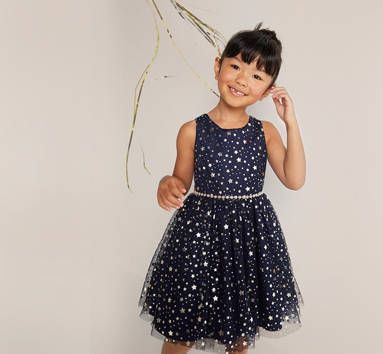 Shop kids' special occasions.