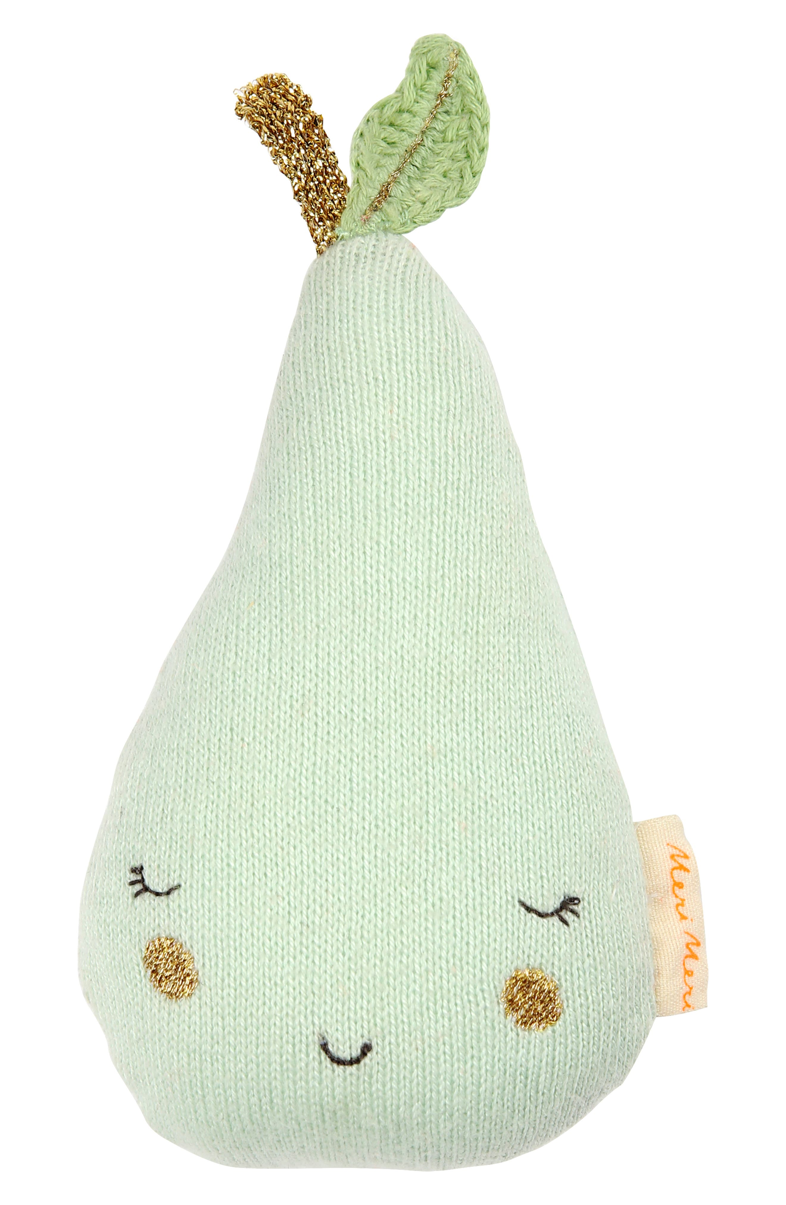 Pear Rattle,                             Main thumbnail 1, color,                             300
