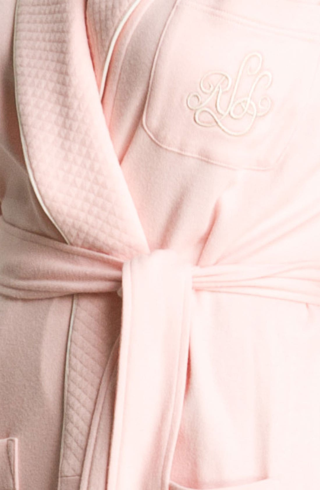 Quilted Collar Robe,                             Alternate thumbnail 55, color,