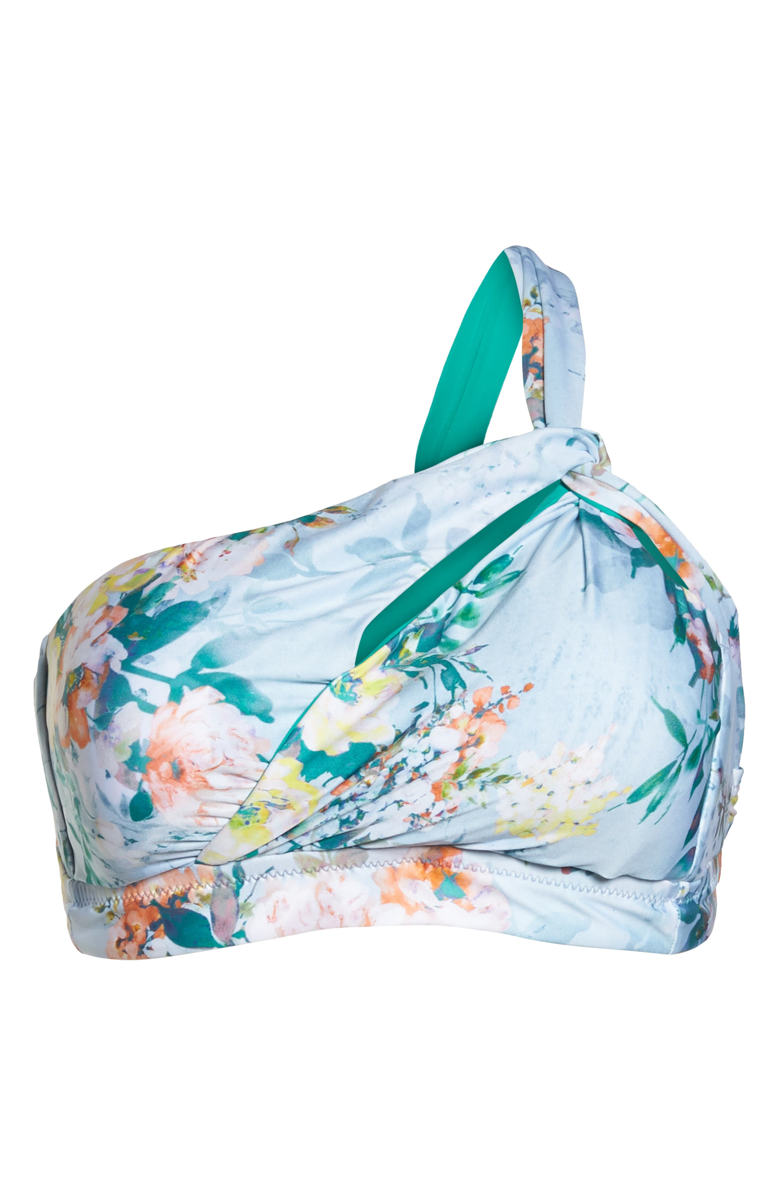 BECCA ETC.,                             Femme Flora Bikini Top,                             Alternate thumbnail 6, color,                             400