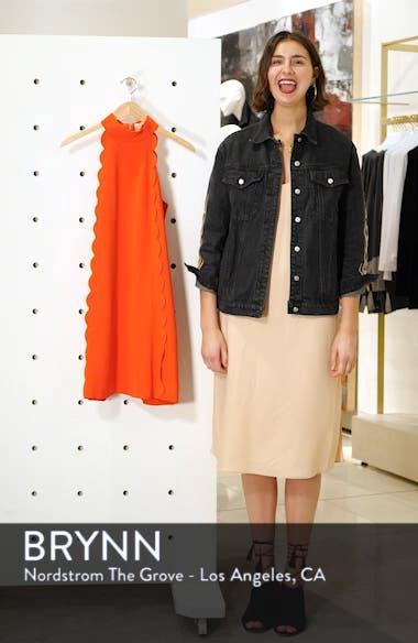 Torrii High Neck Tunic Dress, sales video thumbnail