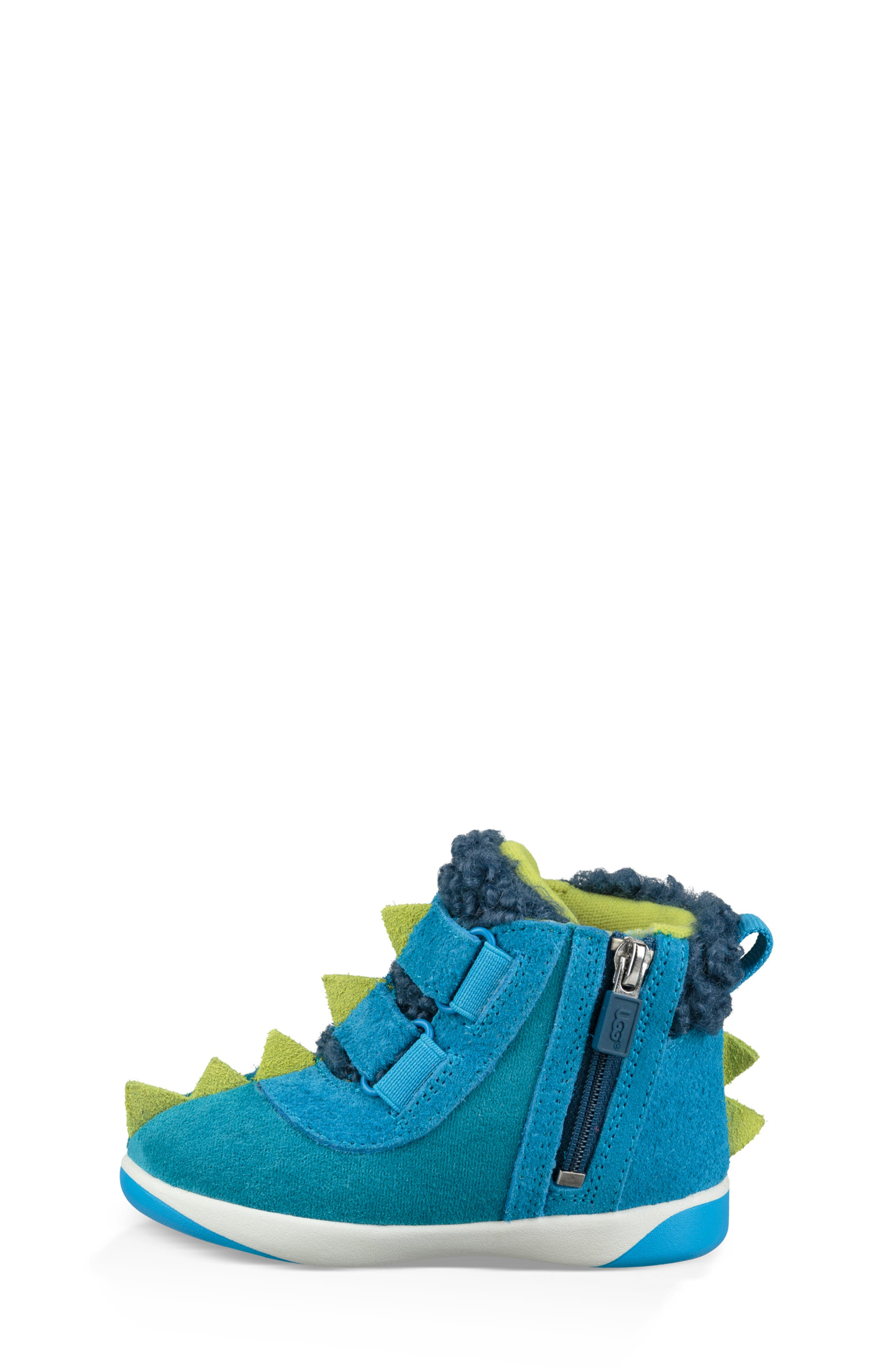 Dydo Pritchard Bootie,                             Alternate thumbnail 6, color,                             BLUE MULTI