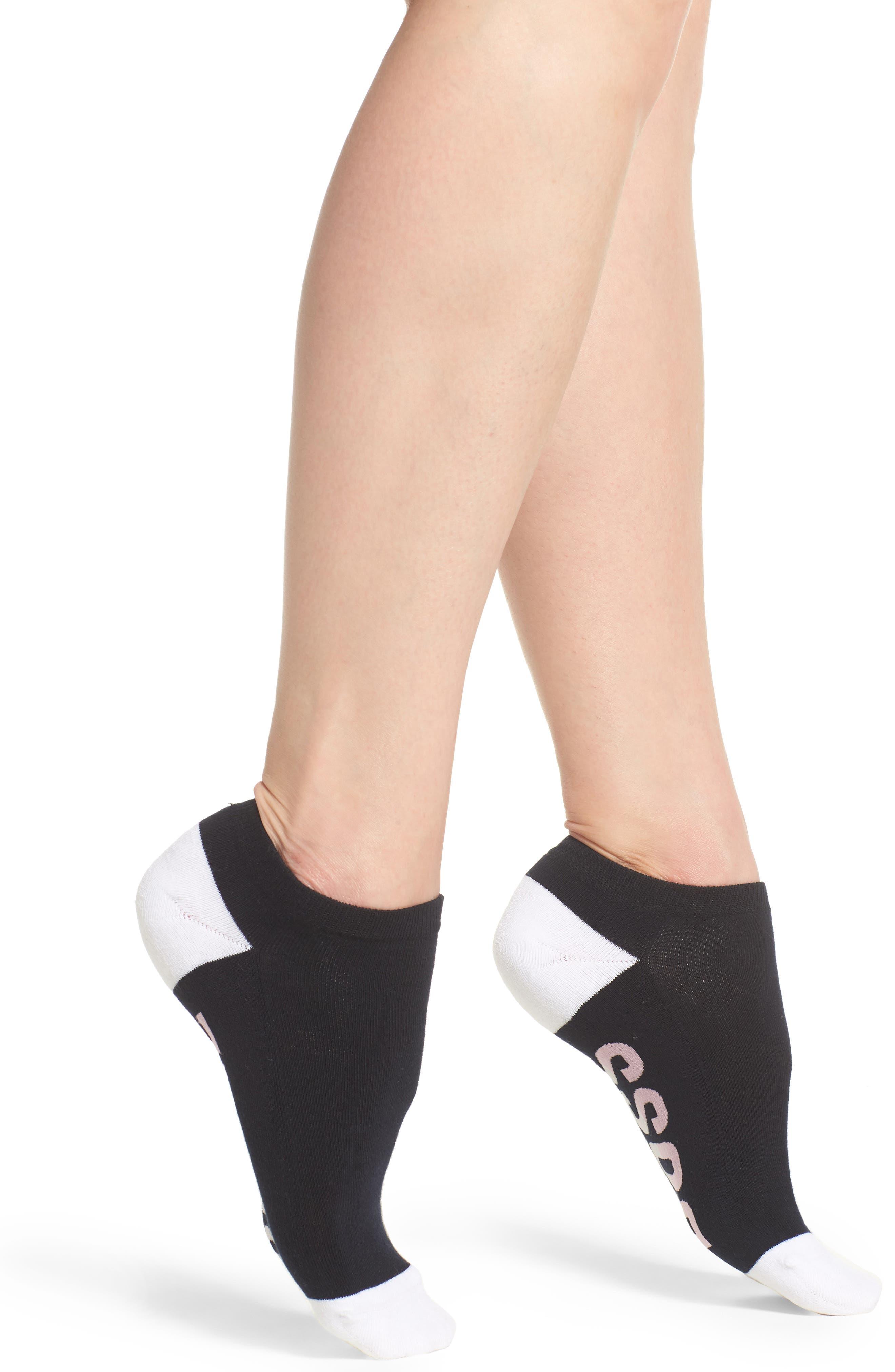 Be the Boss Low-Cut Socks,                         Main,                         color, 410