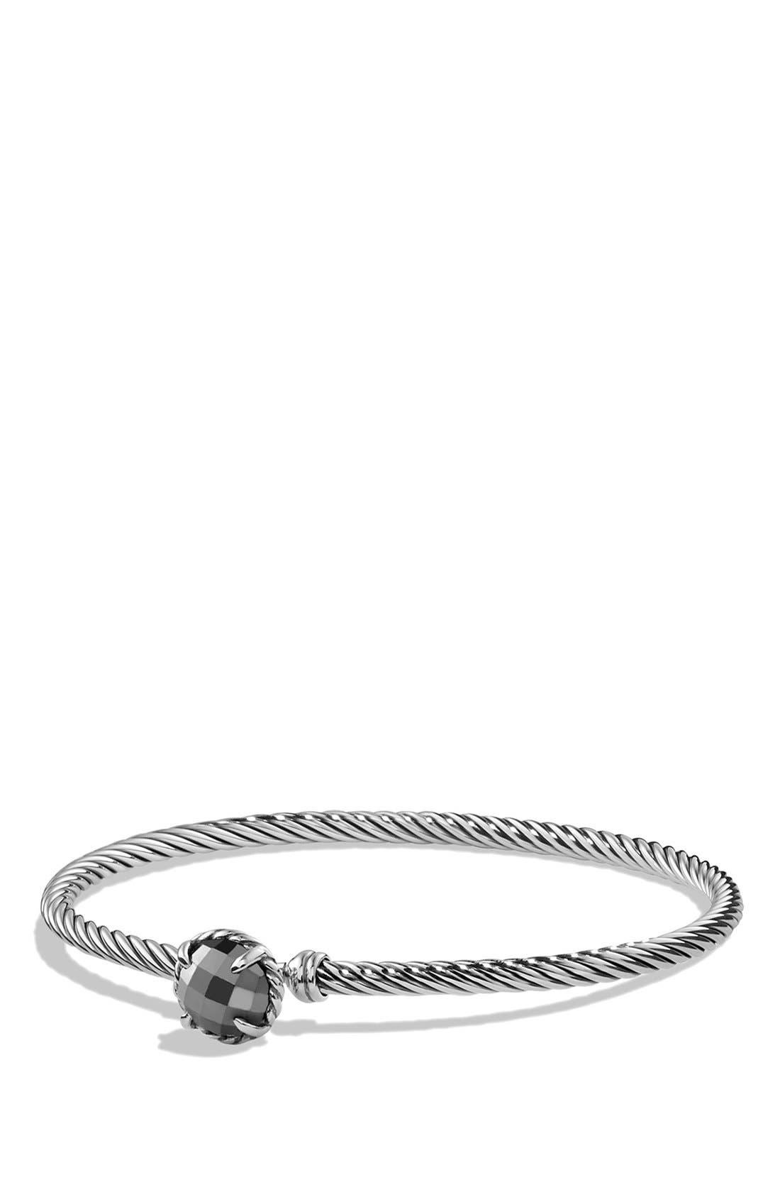 'Color Classics' Bangle Bracelet,                         Main,                         color, HEMATINE