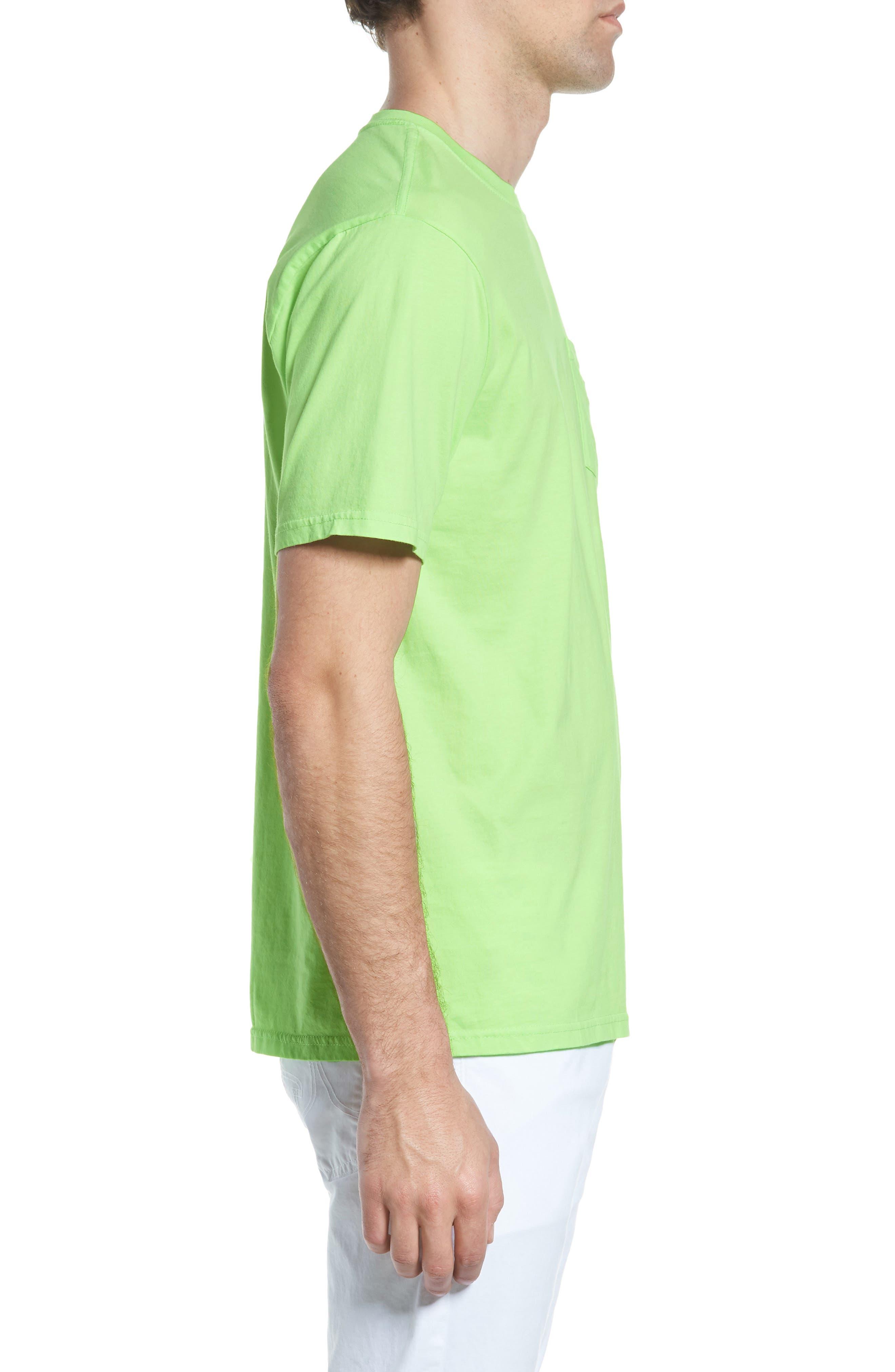 Skipjack Logo Regular Fit T-Shirt,                             Alternate thumbnail 3, color,                             381