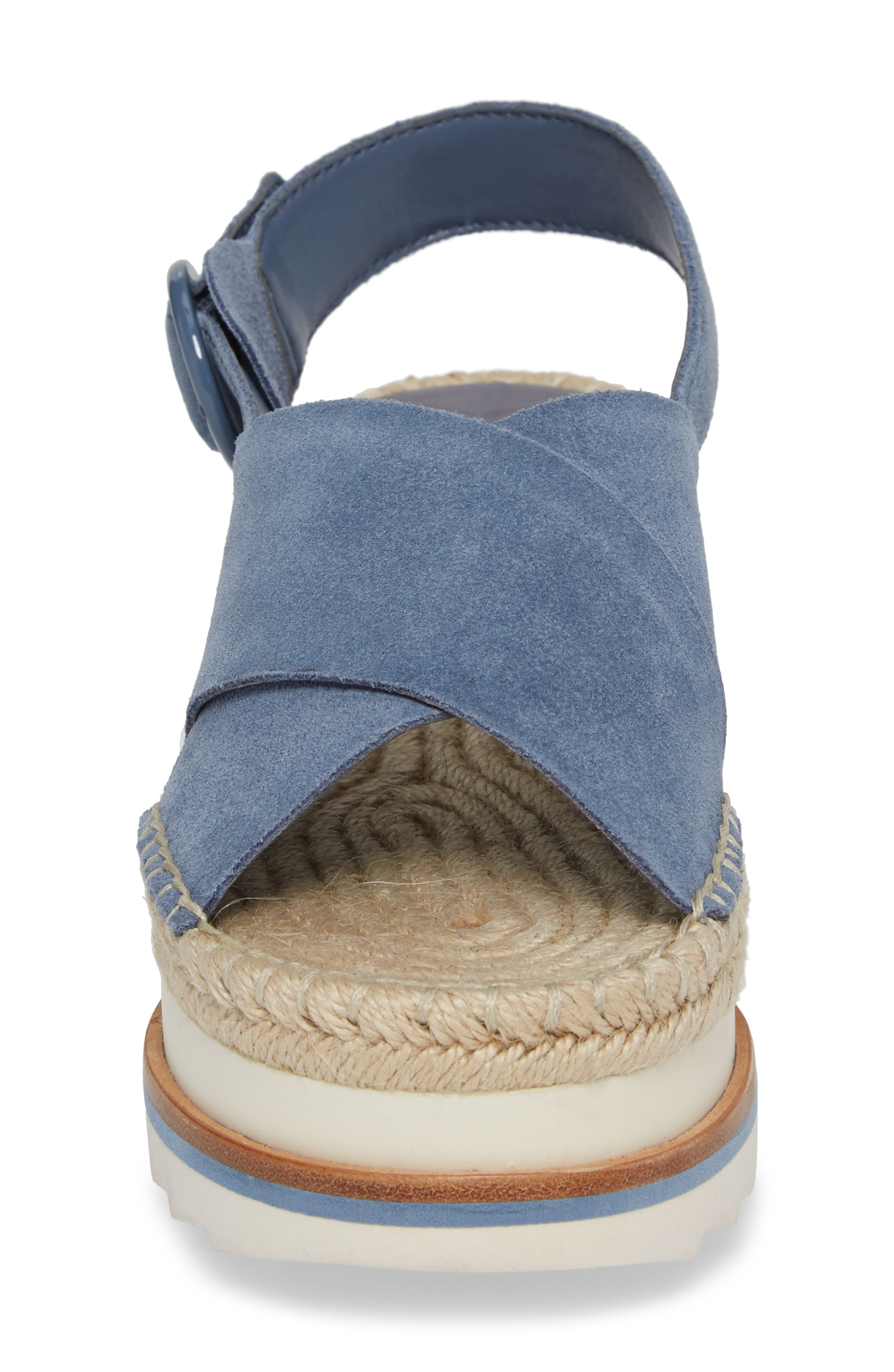 Glenna Platform Slingback Sandal,                             Alternate thumbnail 15, color,