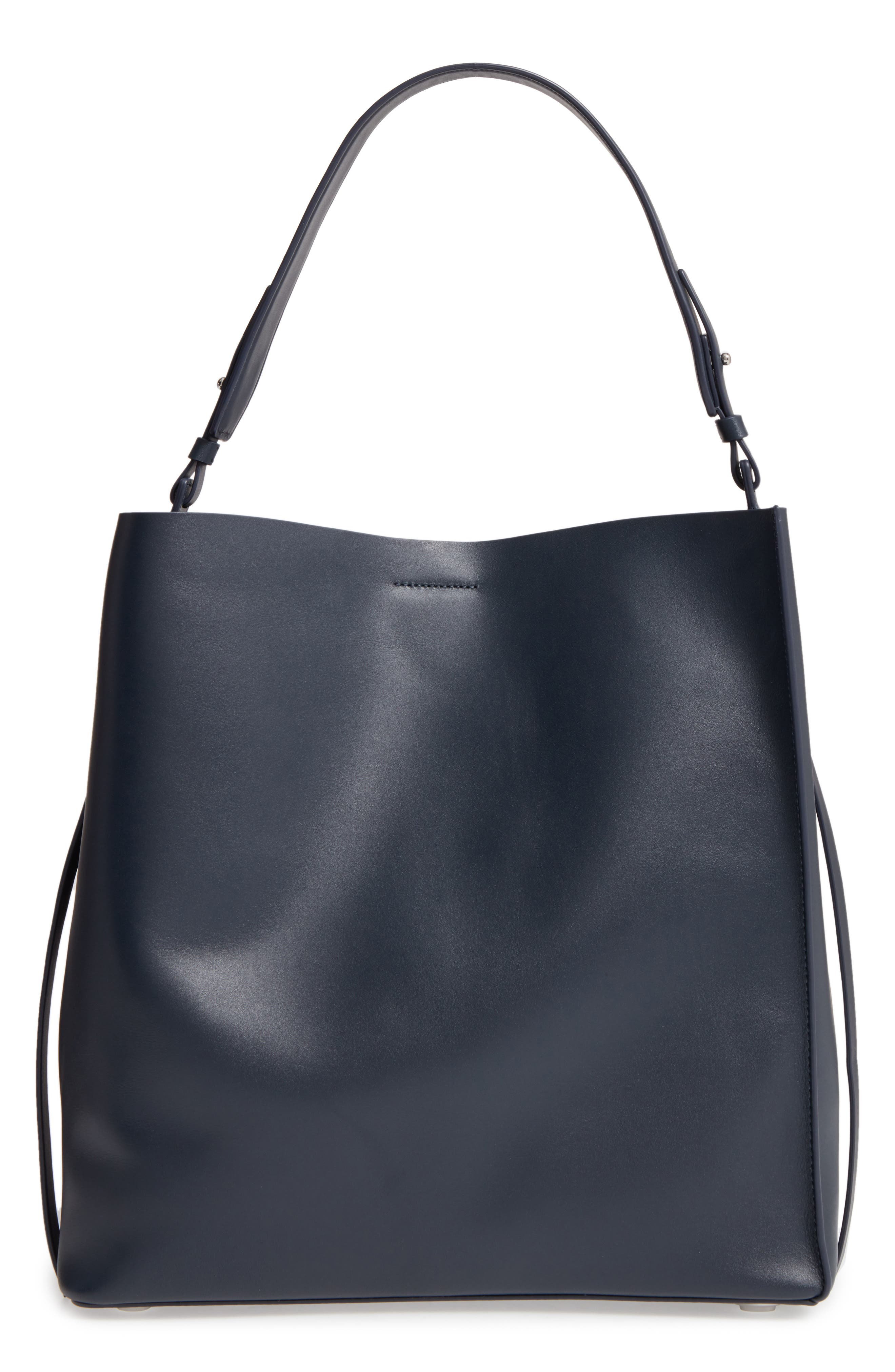 'Paradise North/South' Calfskin Leather Tote,                             Main thumbnail 10, color,