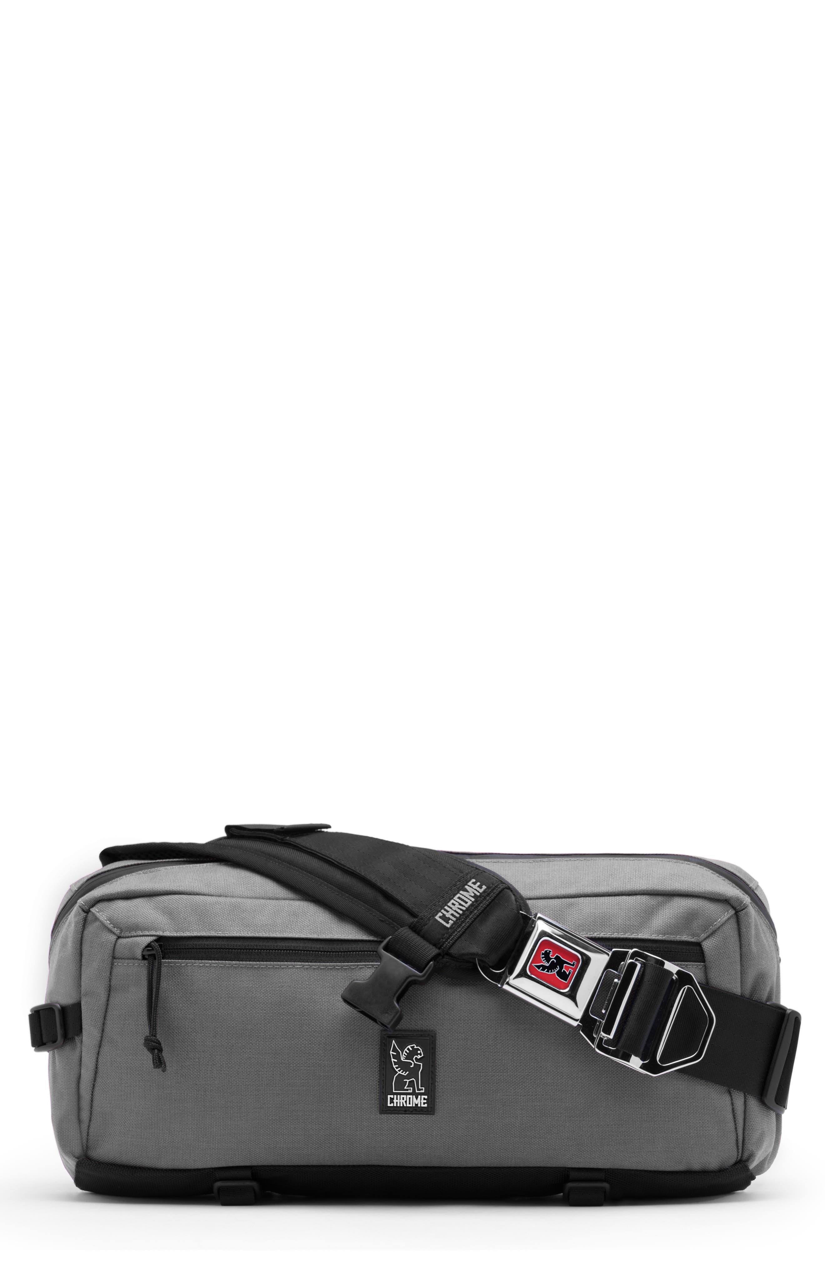 Kadet Messenger Bag,                         Main,                         color, GARGOYLE GREY