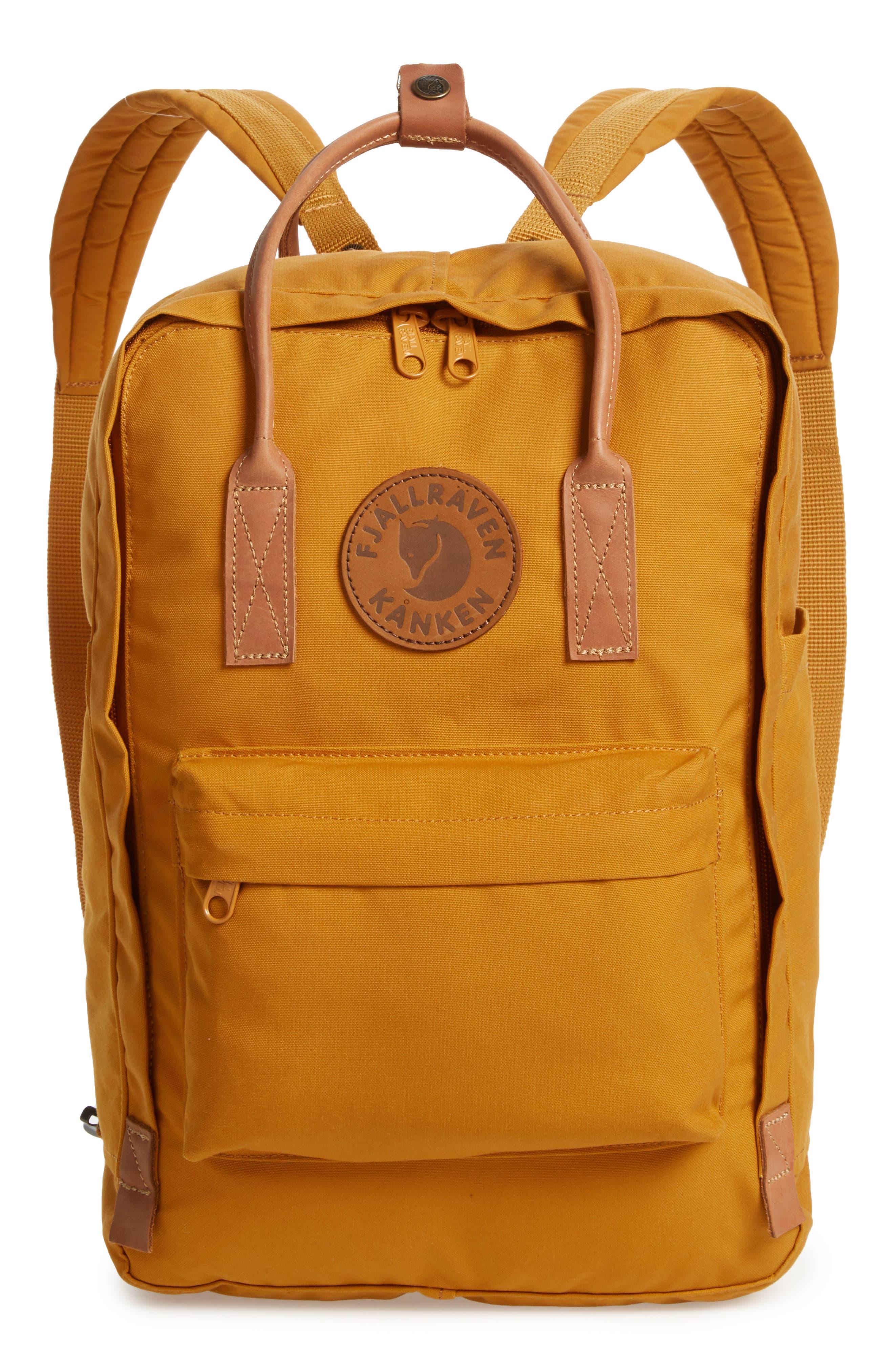 "Kånken No. 2 15"" Laptop Backpack,                             Main thumbnail 1, color,                             ACORN"