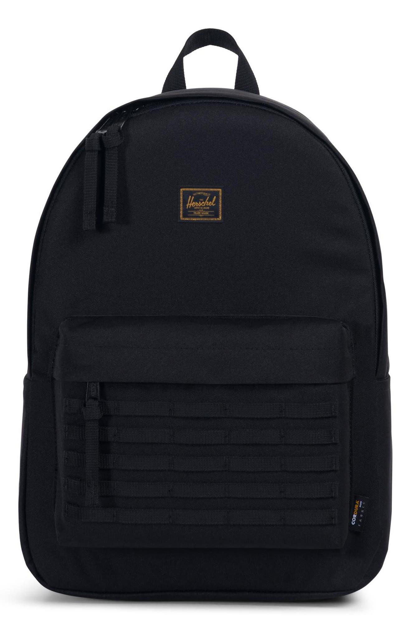Surplus Classic XL Backpack,                         Main,                         color, BLACK