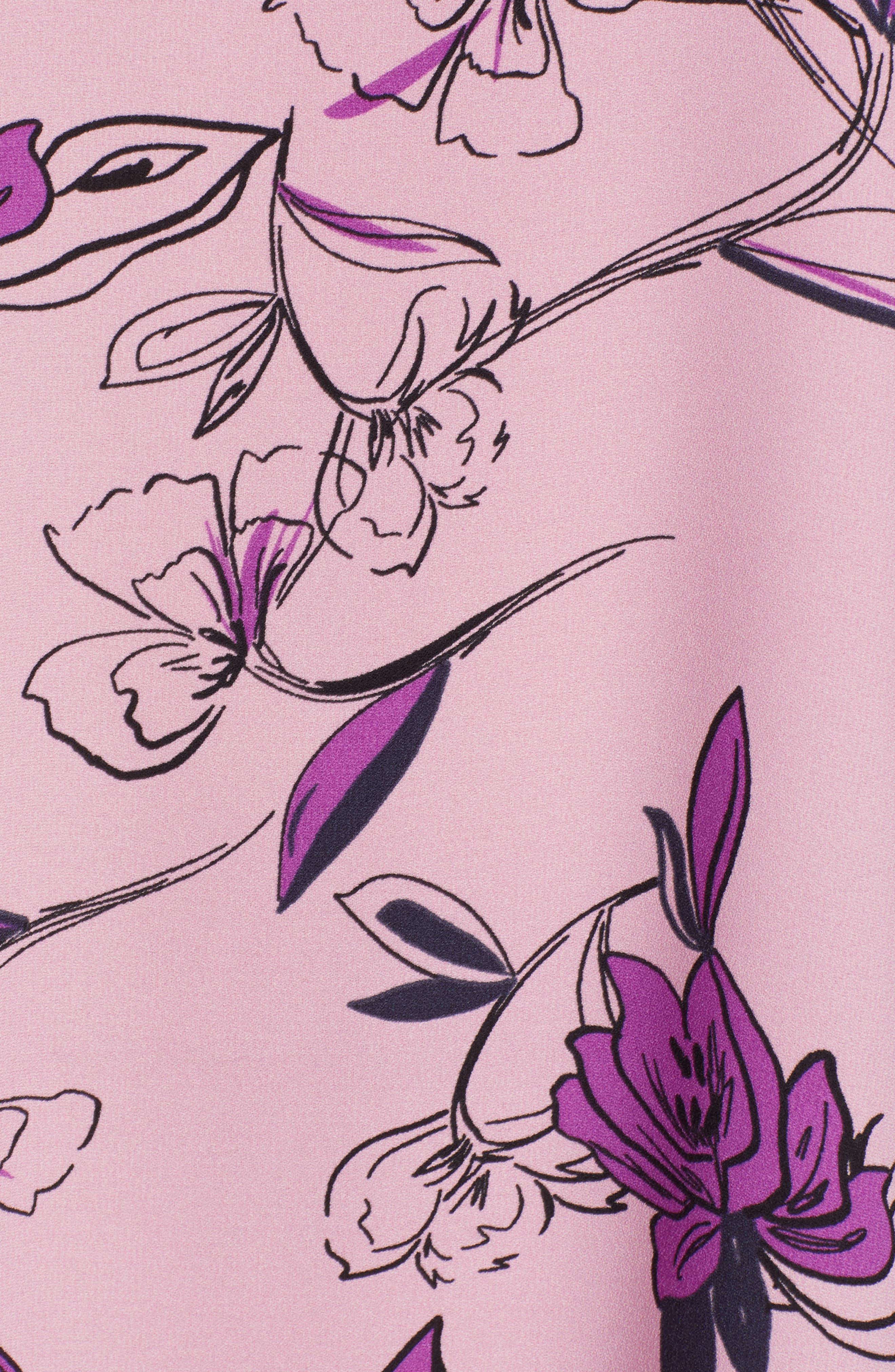 A-Line Dress,                             Alternate thumbnail 121, color,