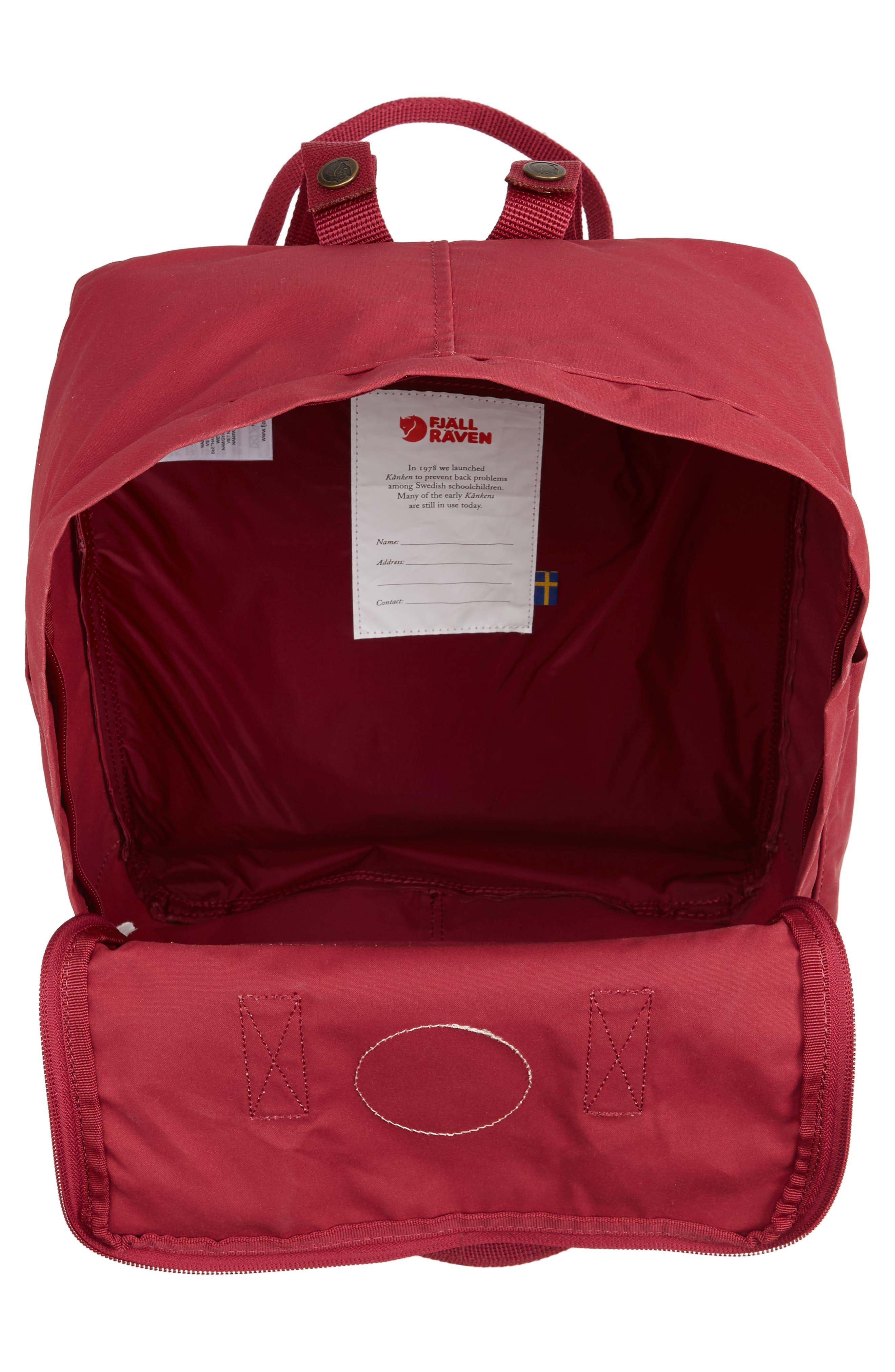 'Kånken' Water Resistant Backpack,                             Alternate thumbnail 210, color,