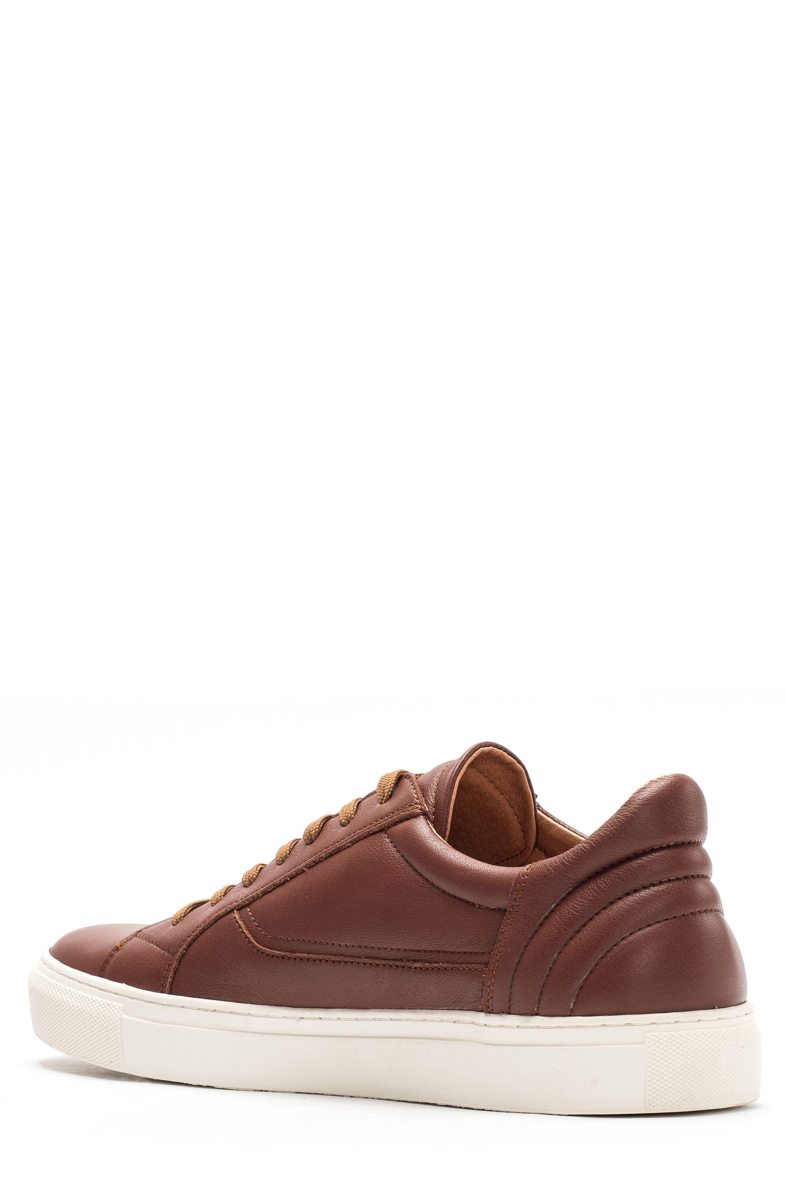 Shelton Road Sneaker,                             Alternate thumbnail 2, color,                             COFFEE