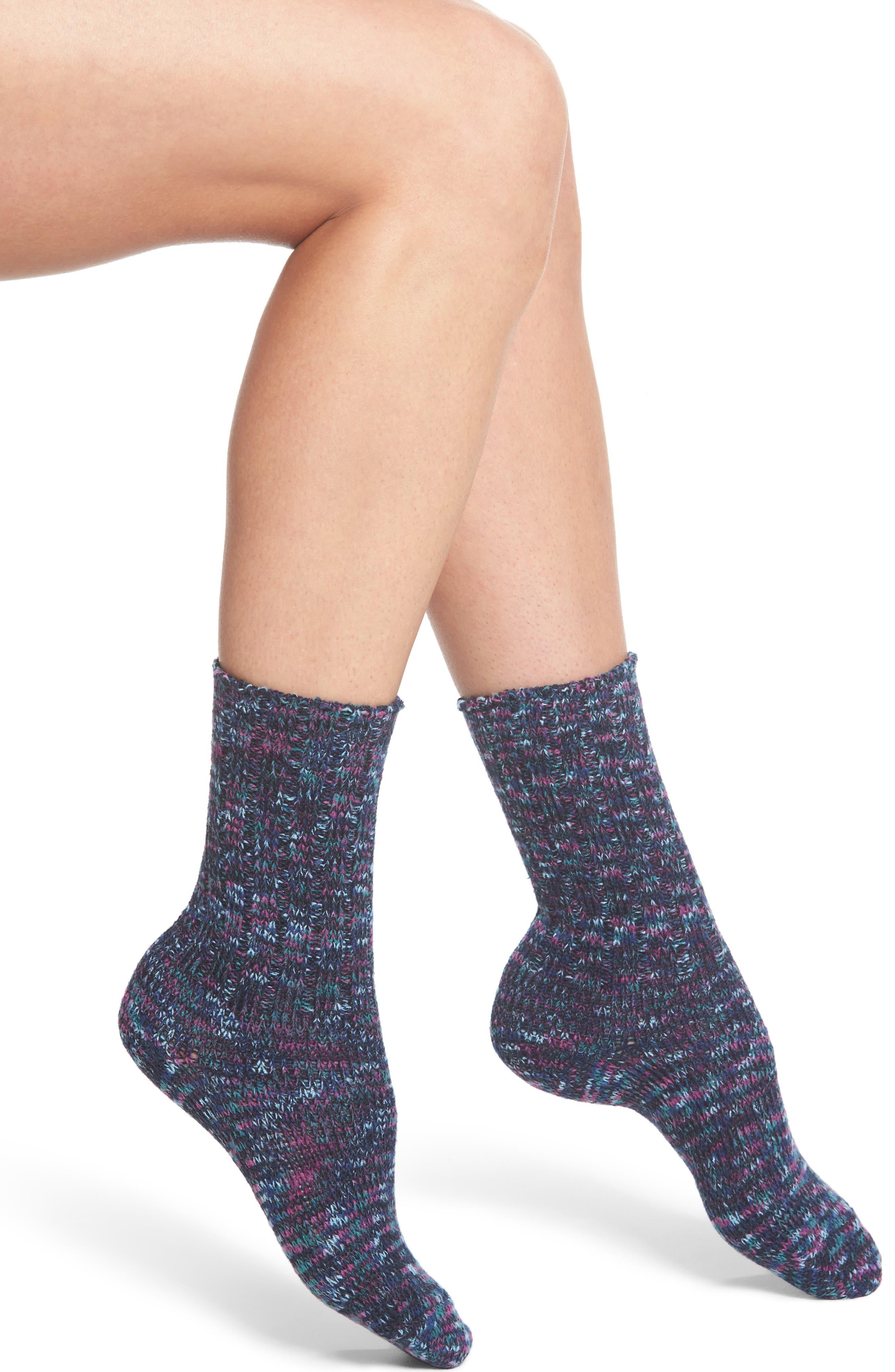 Supersoft Ribbed Boot Socks,                             Main thumbnail 2, color,