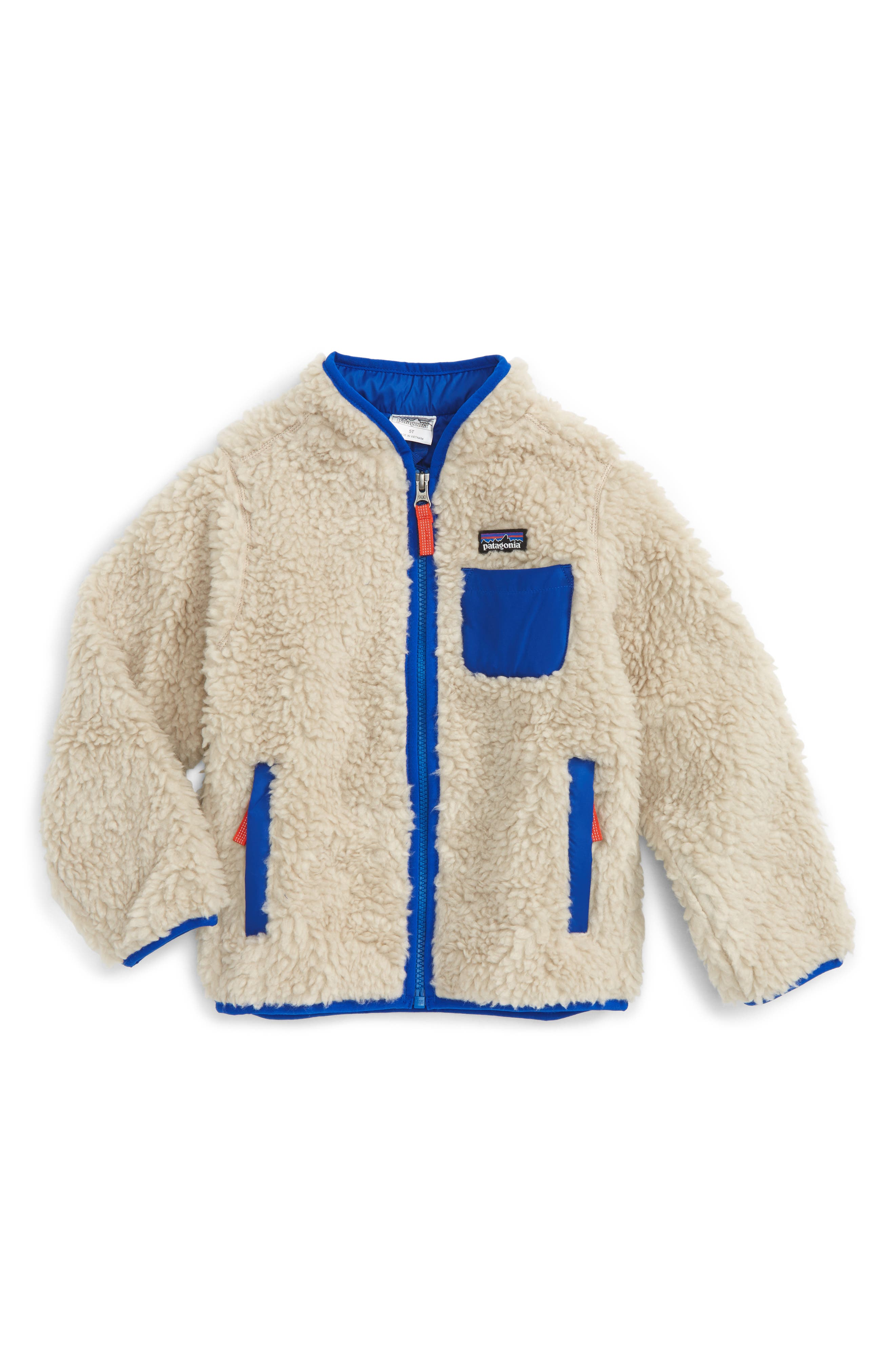 PATAGONIA,                             Retro-X Windproof Fleece Jacket,                             Main thumbnail 1, color,                             257