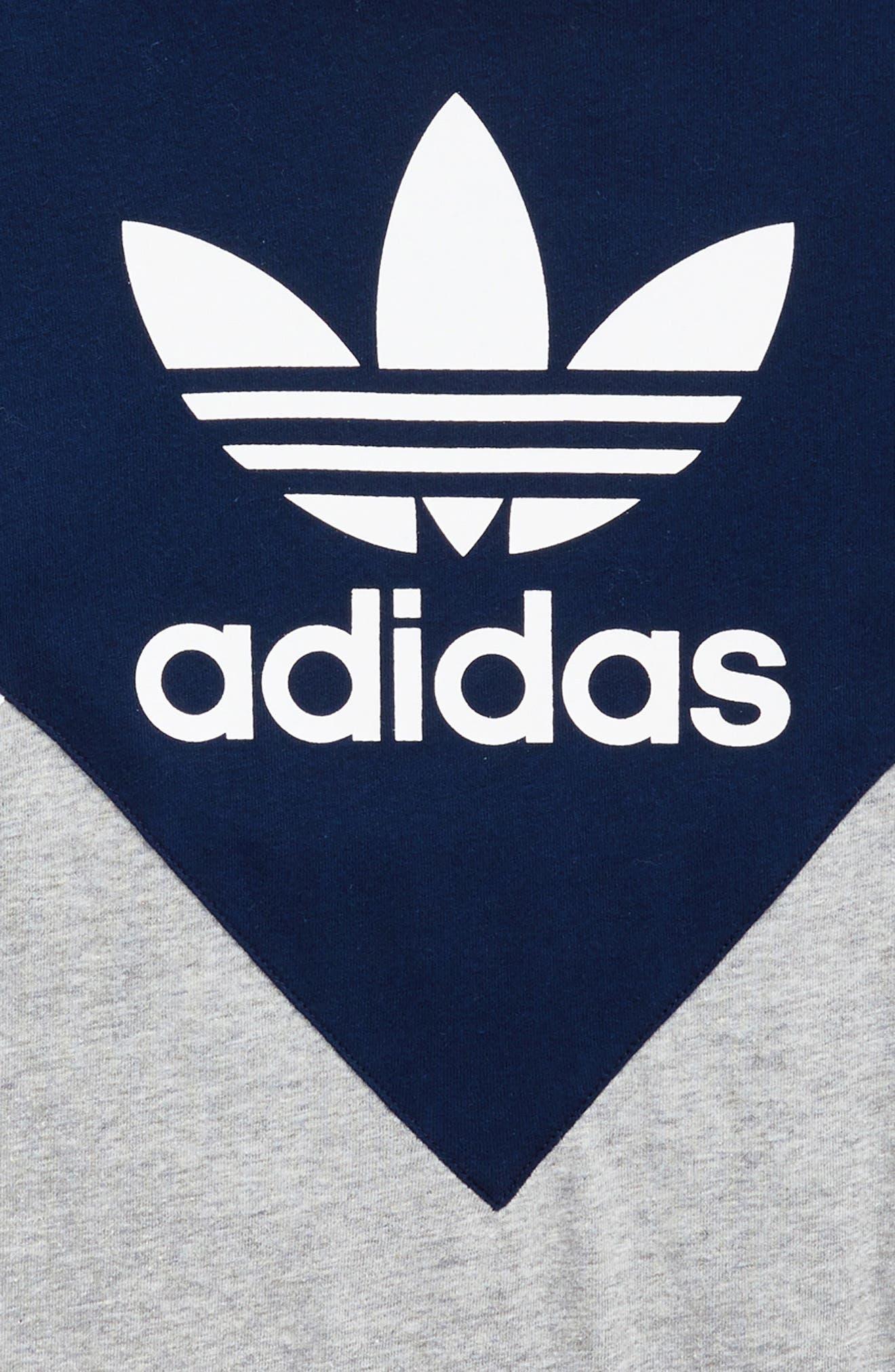 adidas FL Logo Graphic T-Shirt,                             Alternate thumbnail 2, color,                             415