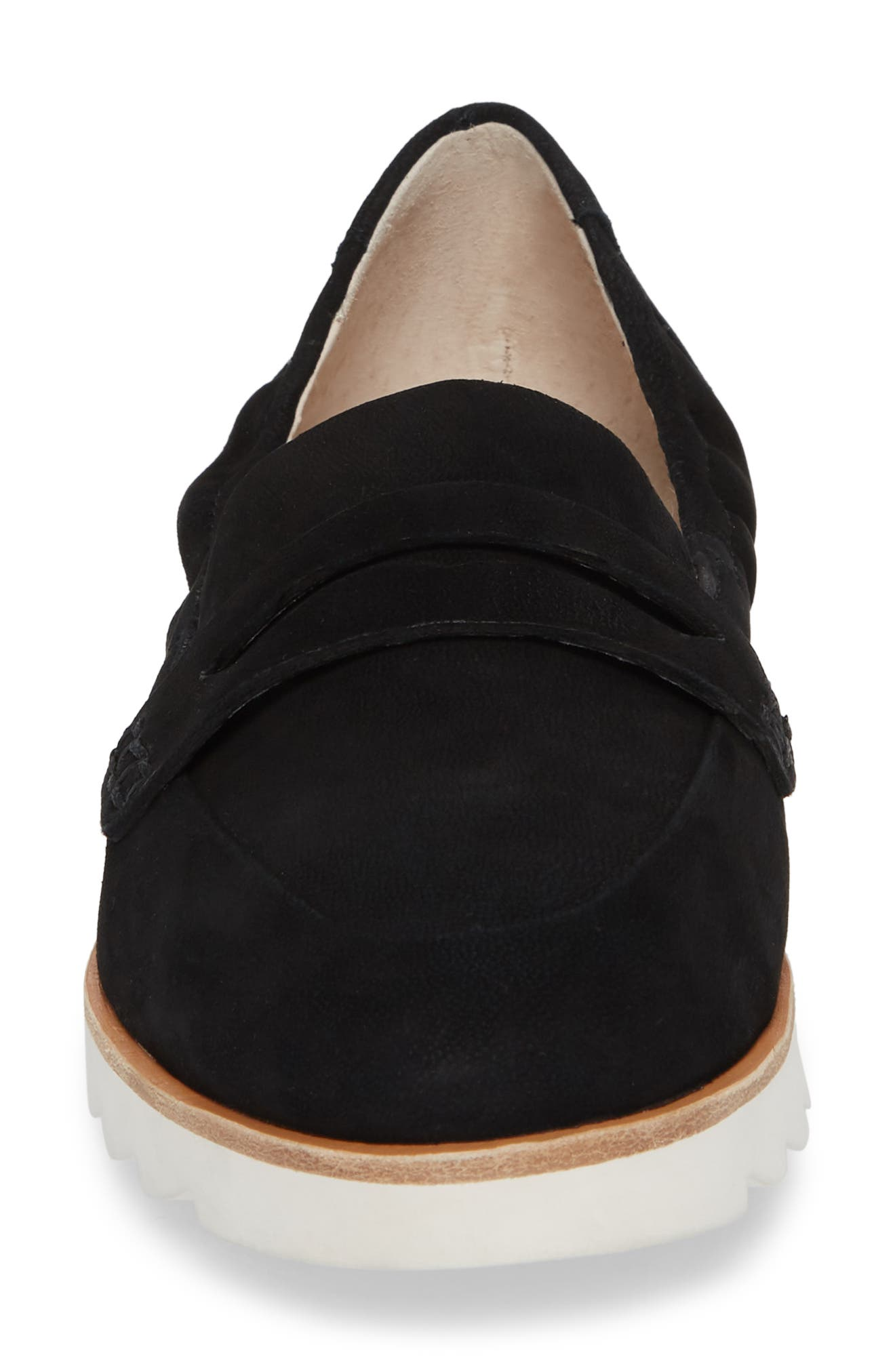 Rylee Penny Loafer,                             Alternate thumbnail 4, color,                             001