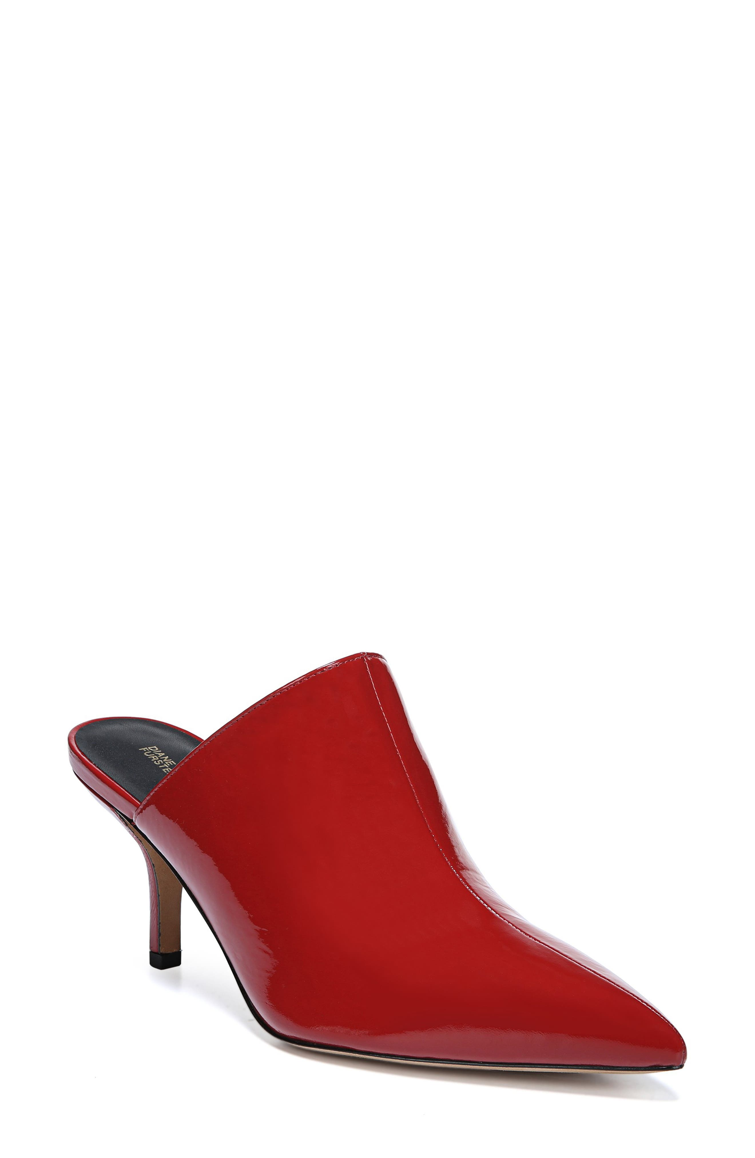 Mikaila Pointy Toe Mule,                             Main thumbnail 1, color,                             600