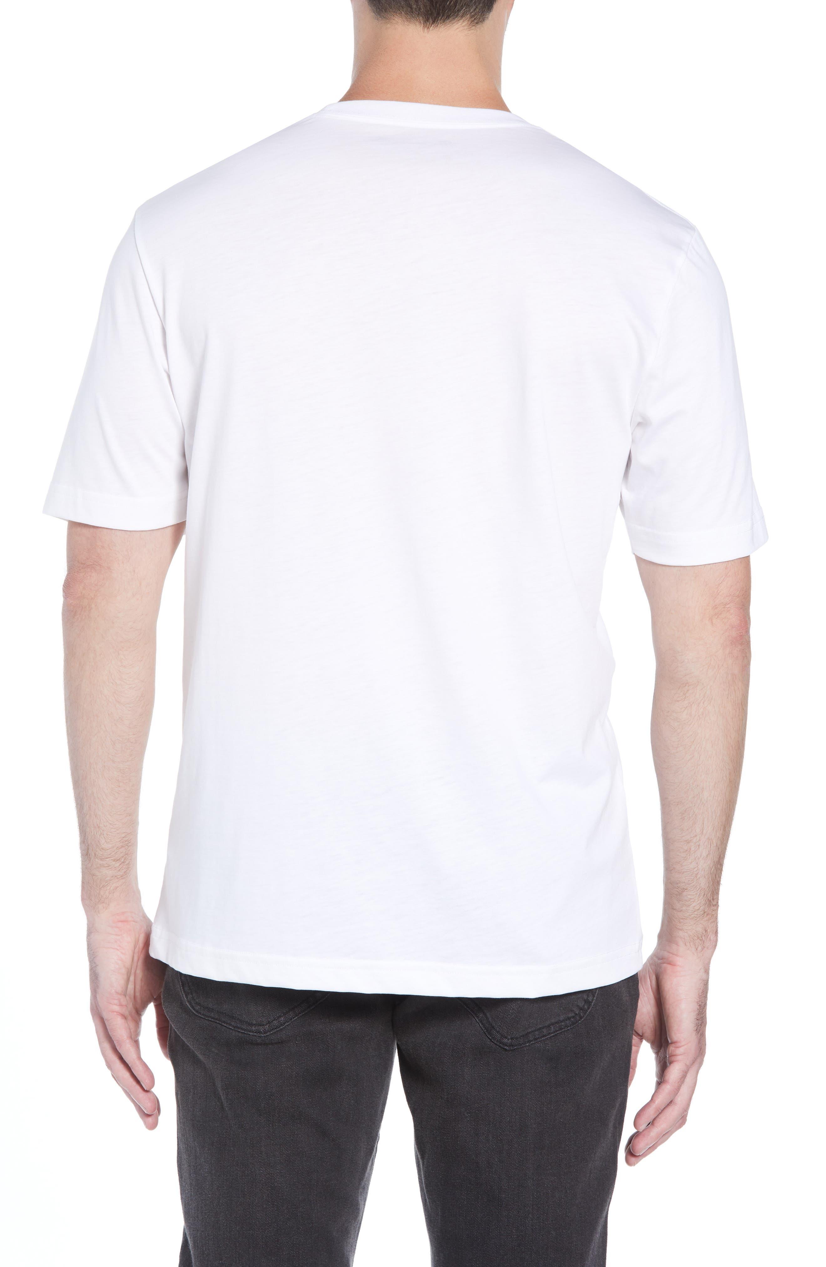 That Box Crewneck T-Shirt,                             Alternate thumbnail 2, color,                             100