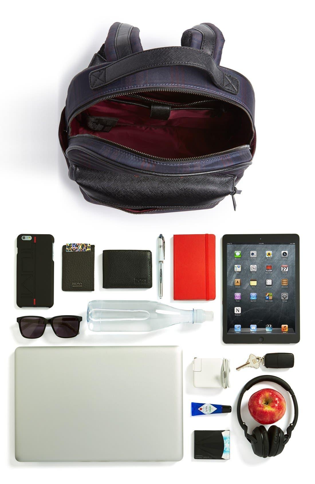 TED BAKER LONDON,                             'Amilio' Backpack,                             Alternate thumbnail 4, color,                             410