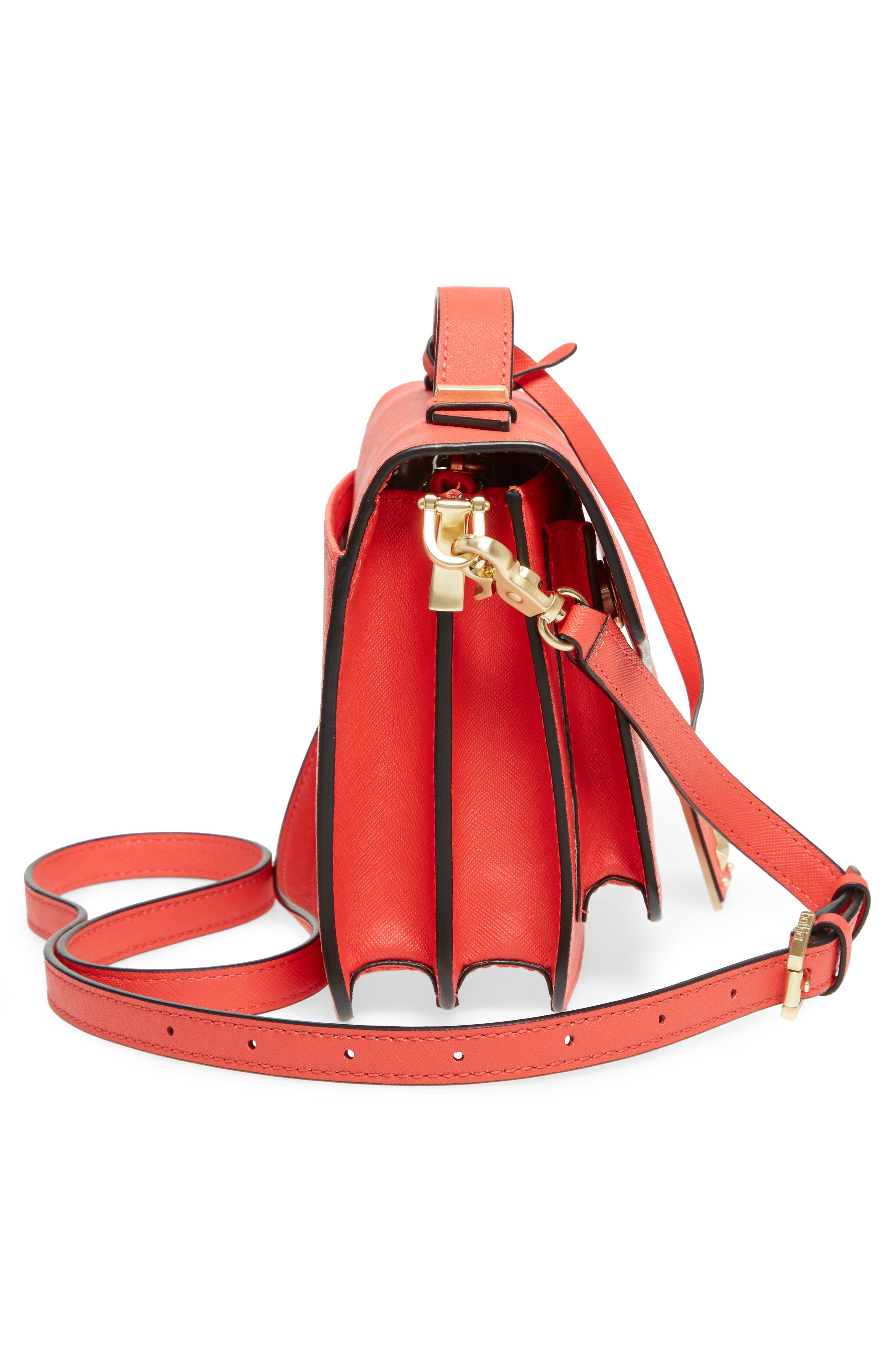Cobble Hill Leather Crossbody Bag,                             Alternate thumbnail 126, color,