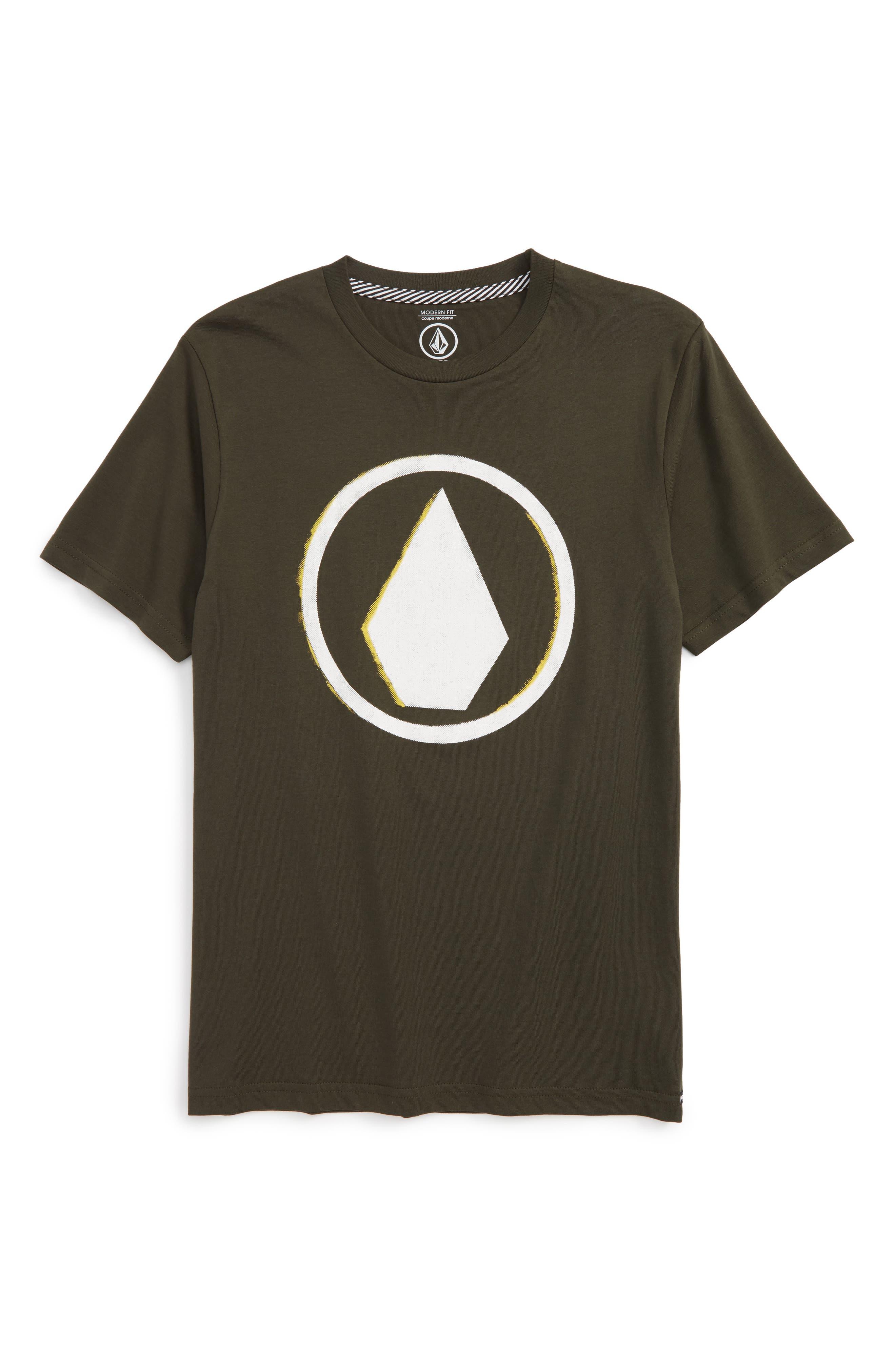 Burnt Graphic T-Shirt,                             Main thumbnail 1, color,                             306
