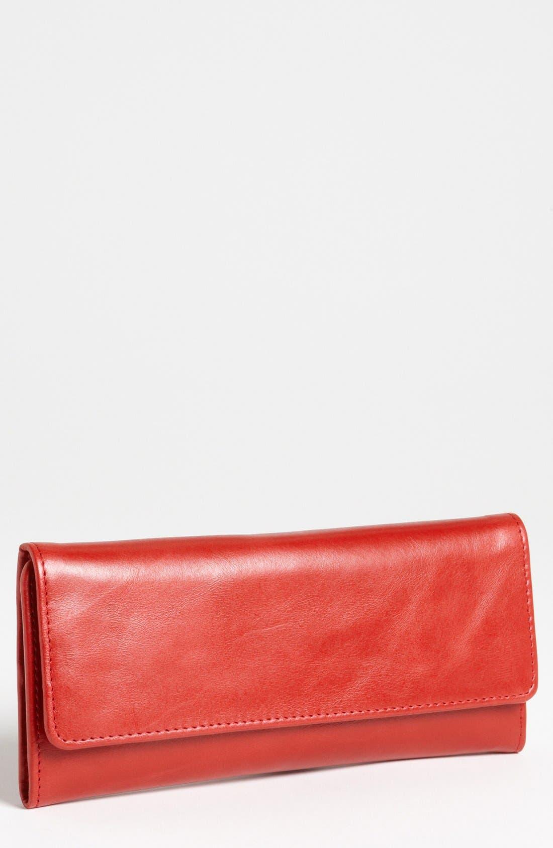 'Sadie' Leather Wallet,                             Main thumbnail 50, color,