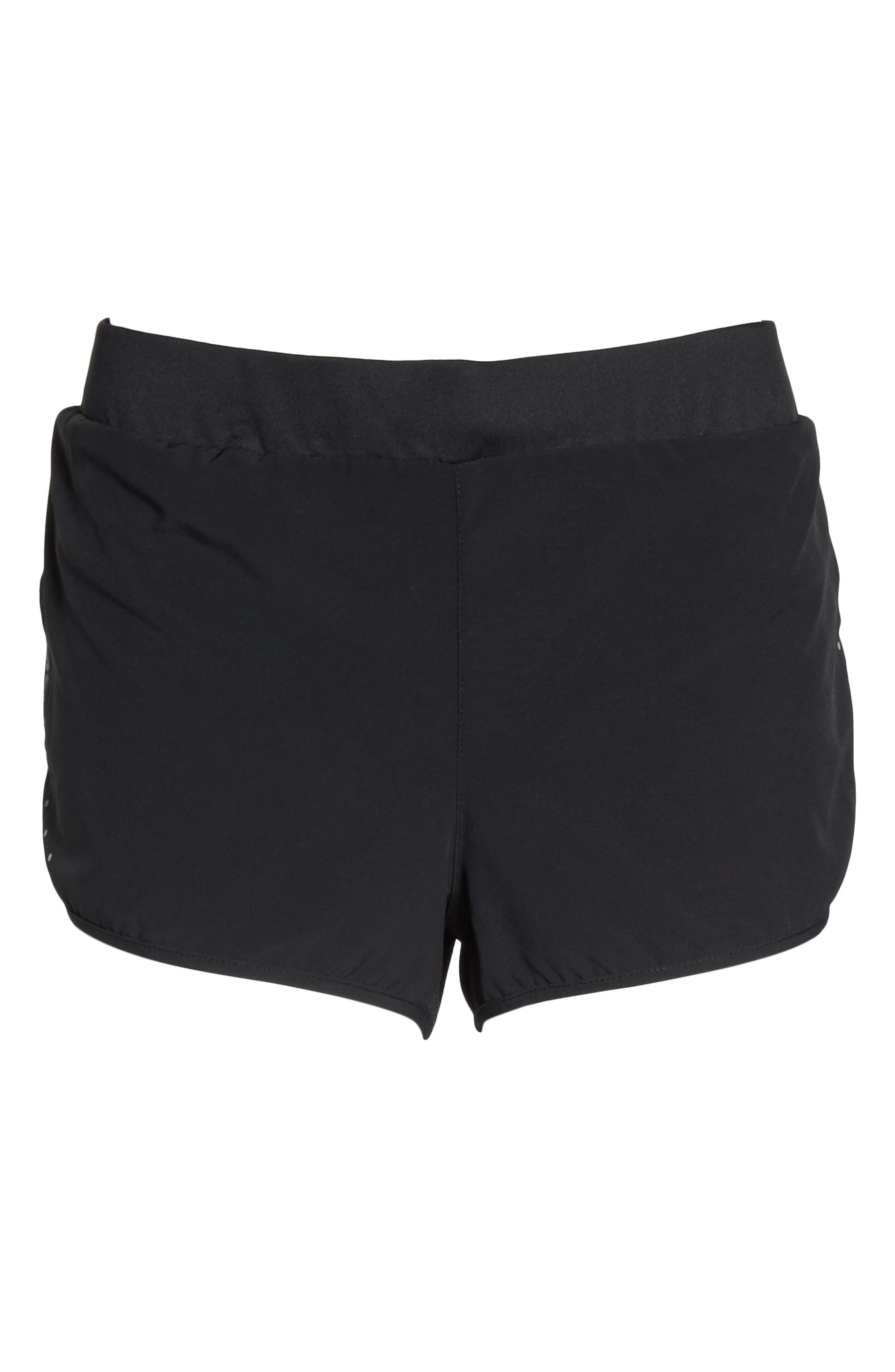 Essential Running Shorts,                             Alternate thumbnail 7, color,                             001