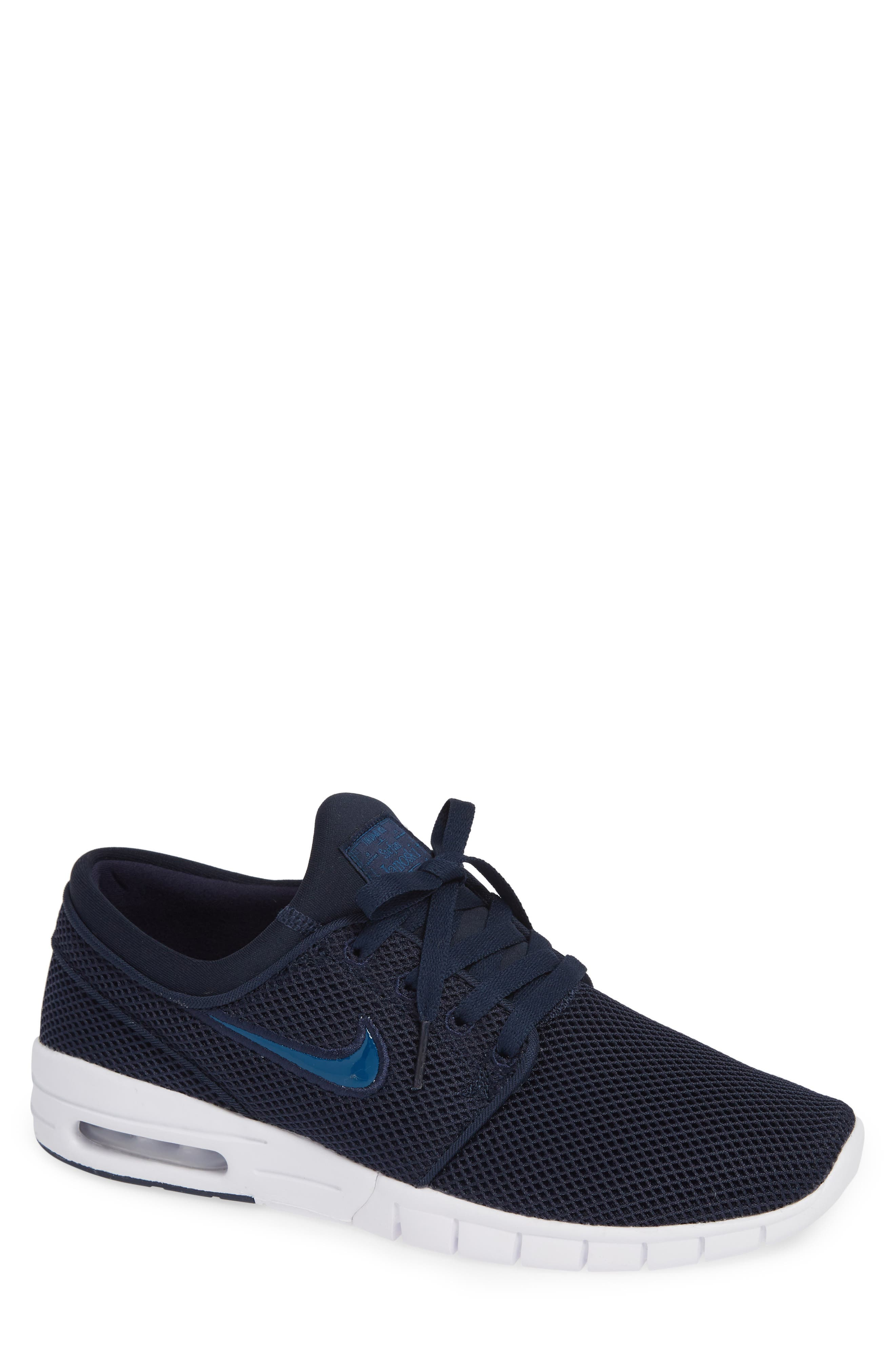 'Stefan Janoski - Max SB' Skate Shoe,                             Main thumbnail 1, color,                             407