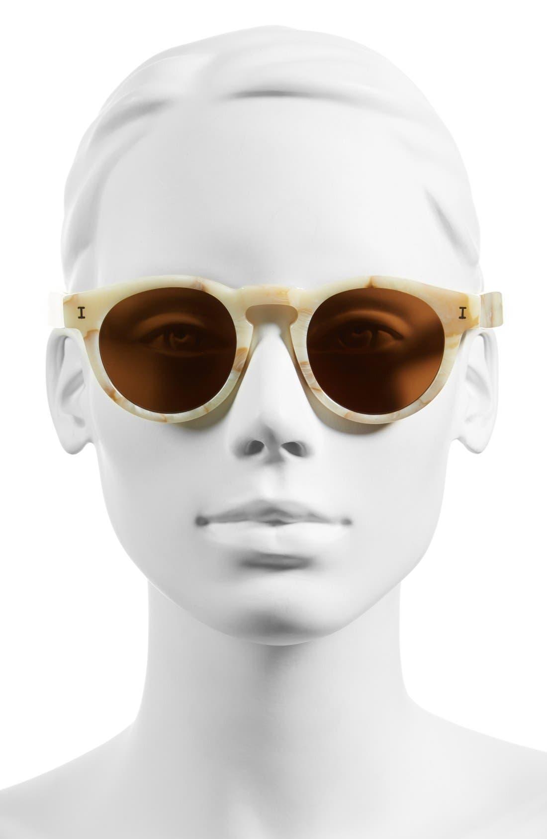 'Leonard' 47mm Sunglasses,                             Alternate thumbnail 137, color,