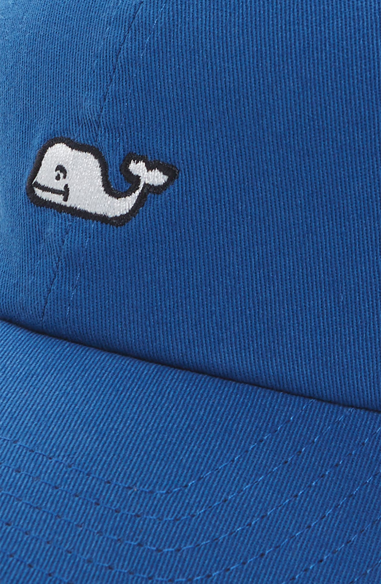 Collegiate Icon Whale Cap,                             Alternate thumbnail 3, color,                             SPINNAKER