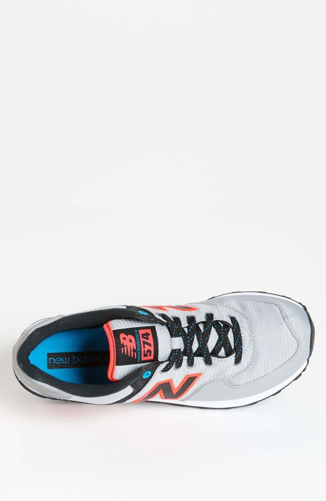 '574 - Windbreaker' Sneaker,                             Alternate thumbnail 3, color,                             026