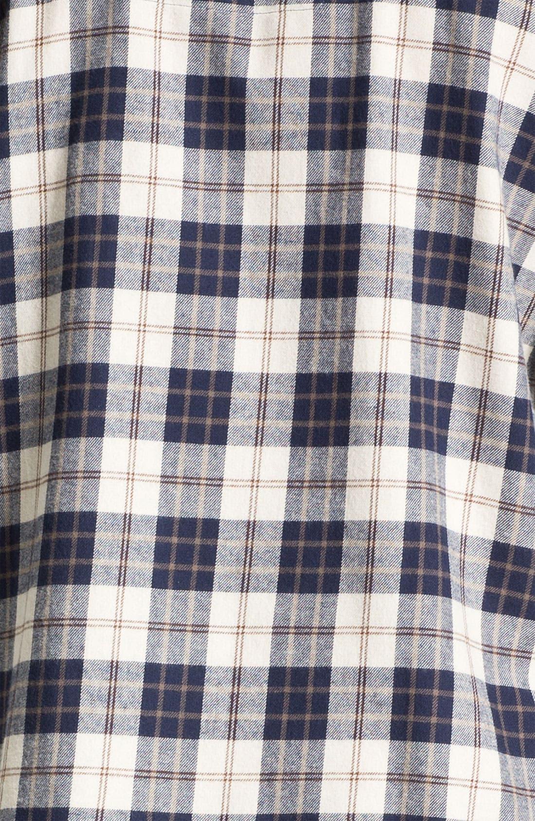 '824' Flannel Pajama Set,                             Alternate thumbnail 54, color,