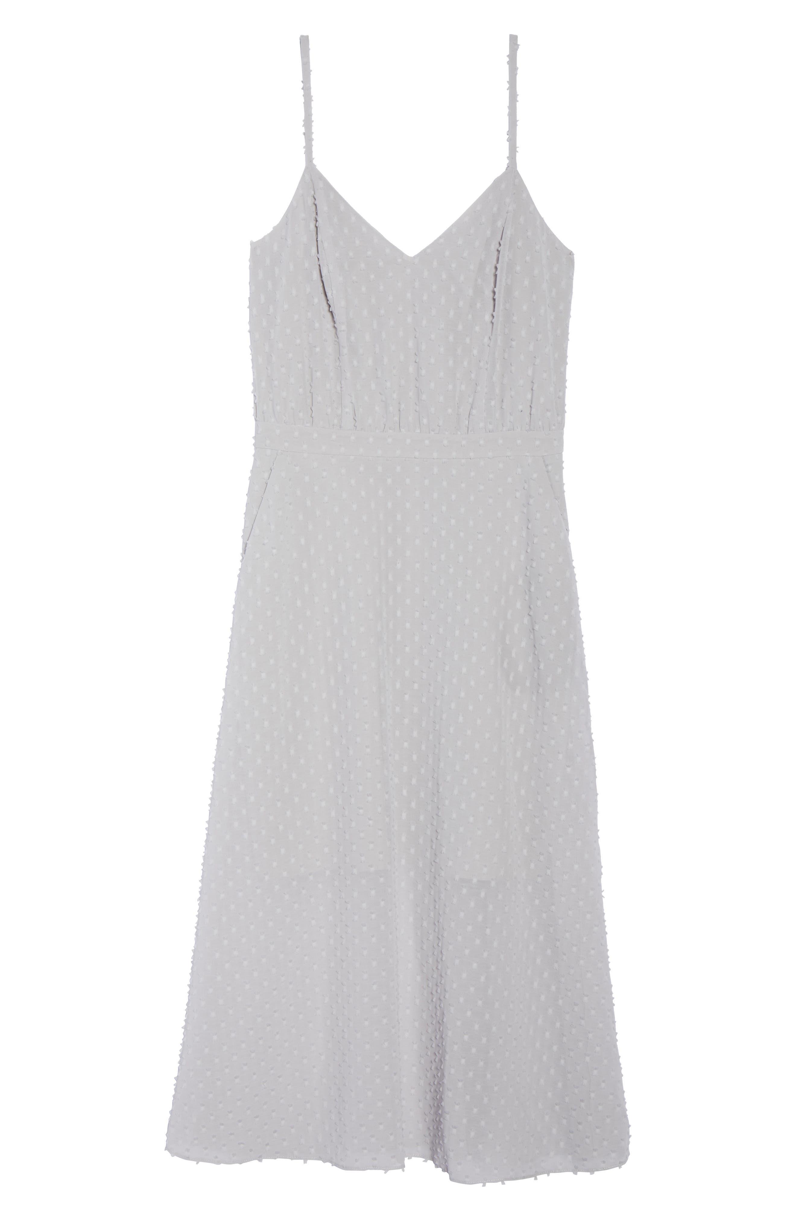 Bisou Bisou Midi Dress,                             Alternate thumbnail 6, color,                             020