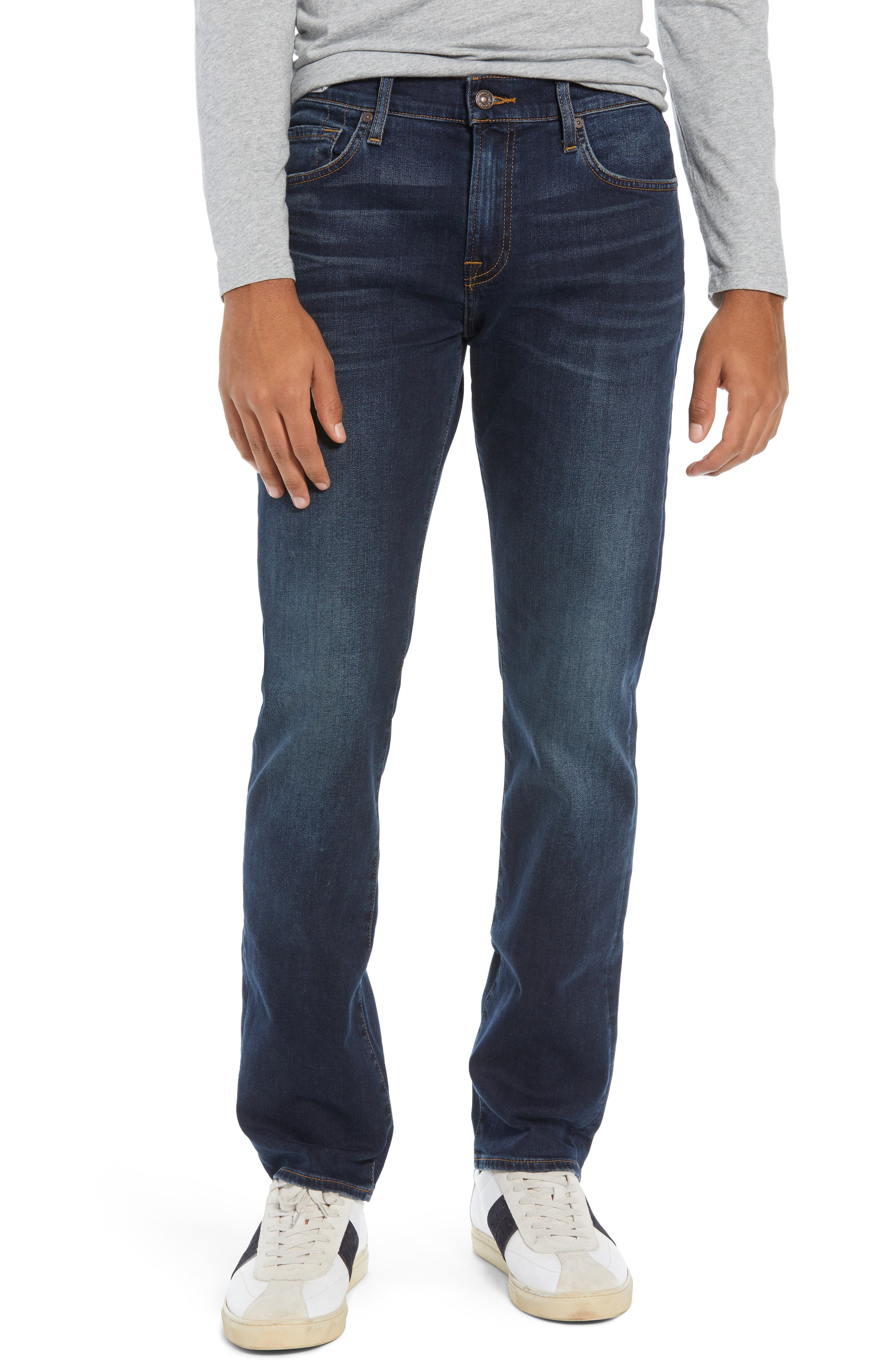 Slimmy Slim Fit Jeans,                             Main thumbnail 1, color,                             LONEWOLF