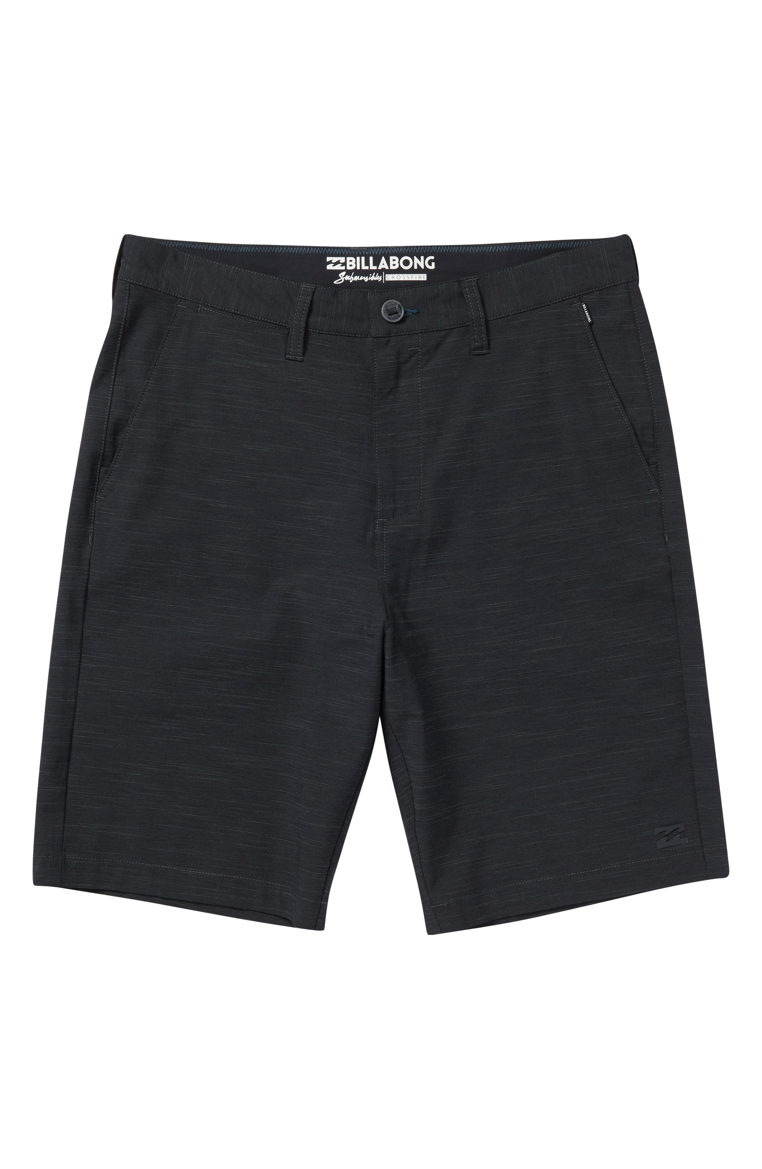 Crossfire X Hybrid Shorts,                             Main thumbnail 1, color,                             001