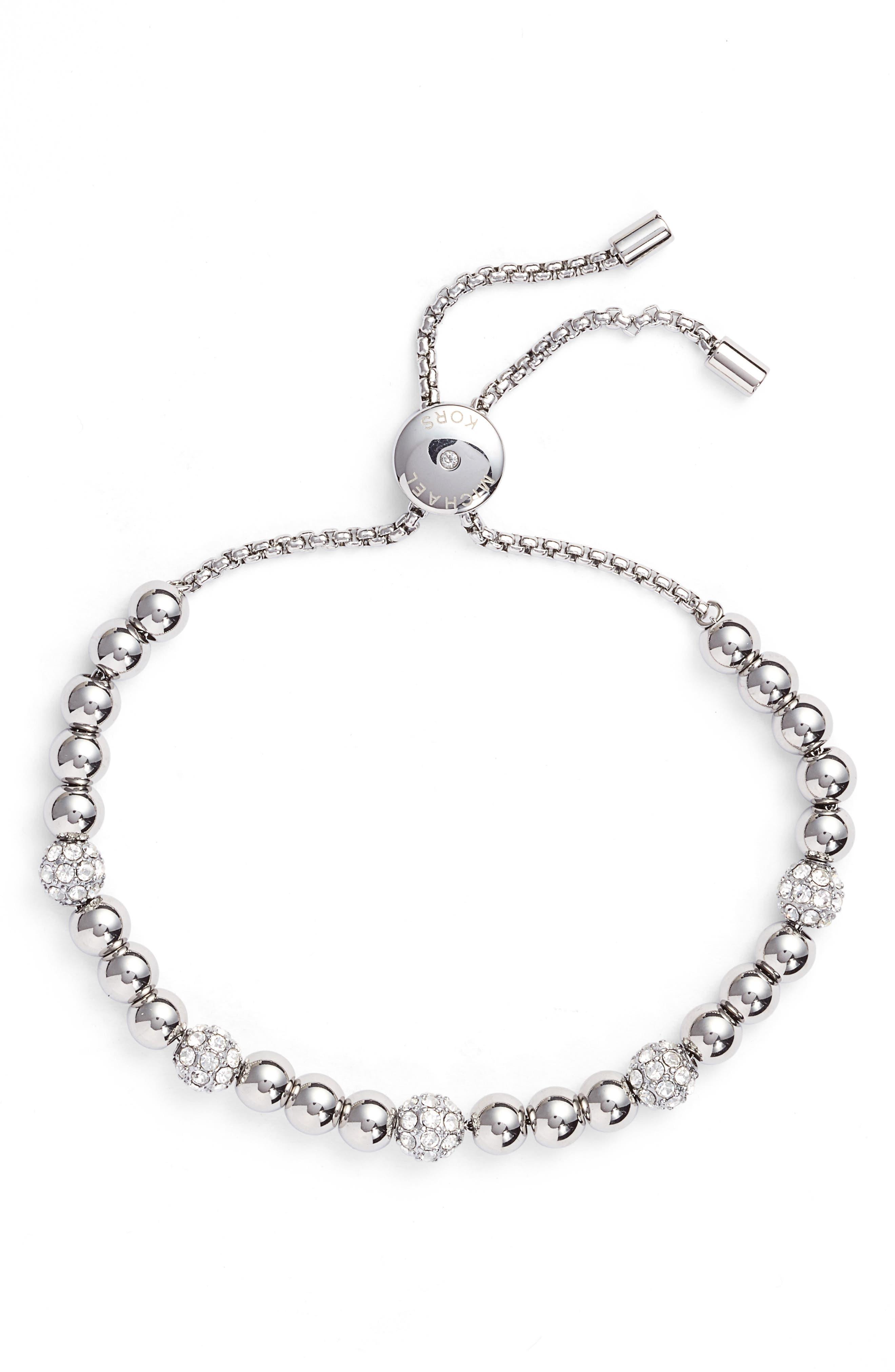 Beaded Bracelet,                             Main thumbnail 1, color,                             040