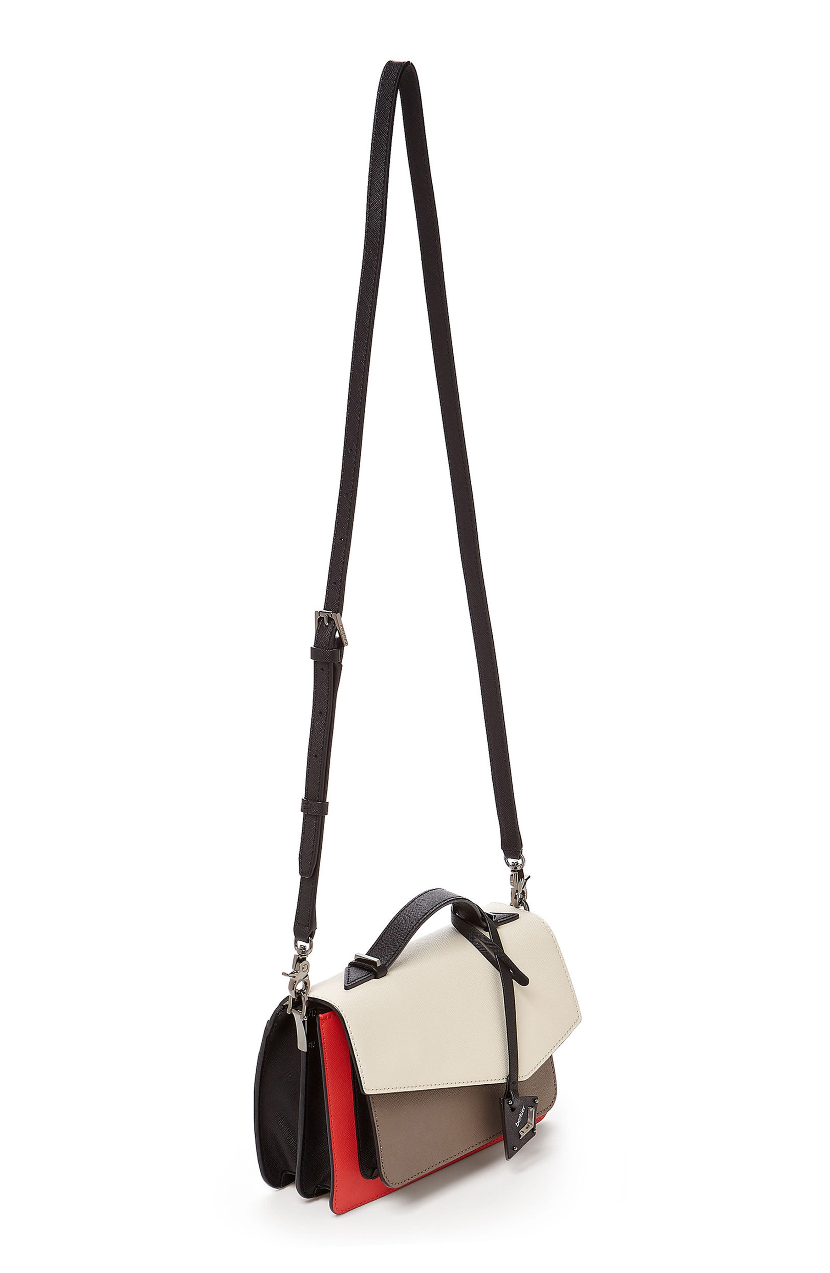 Cobble Hill Leather Crossbody Bag,                             Alternate thumbnail 78, color,