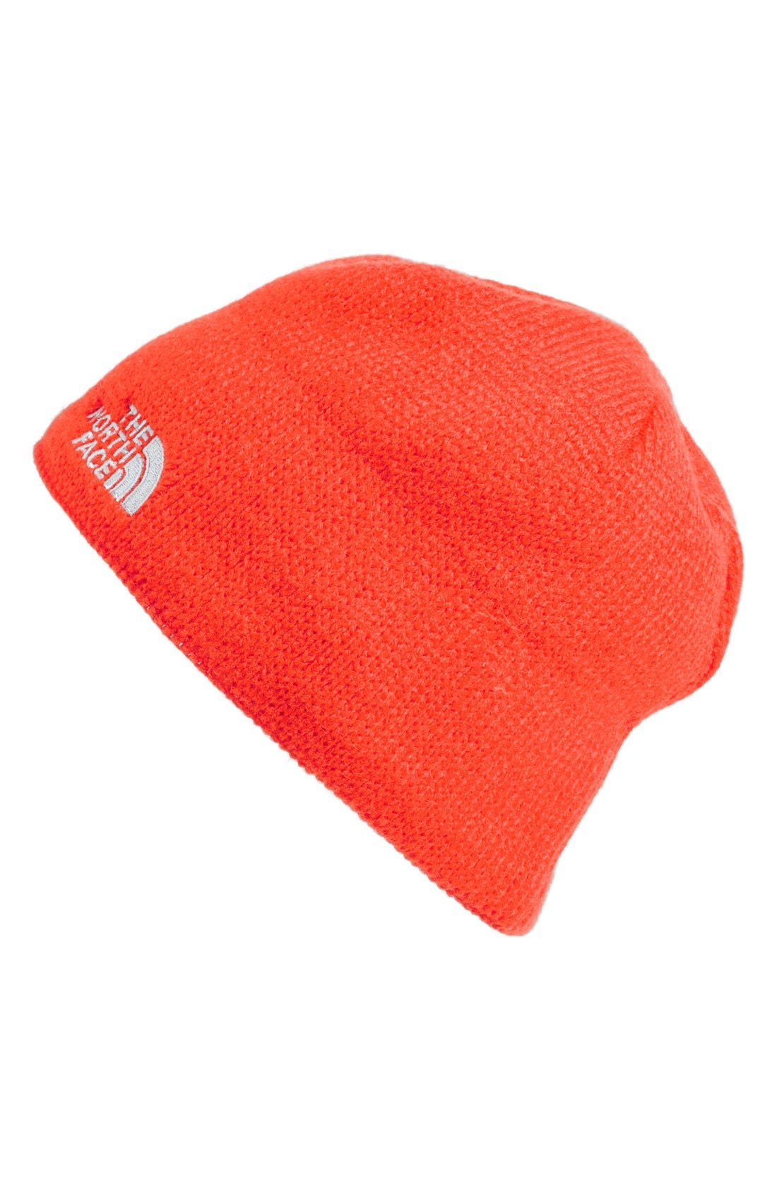 'Bones' Microfleece Beanie,                             Main thumbnail 14, color,