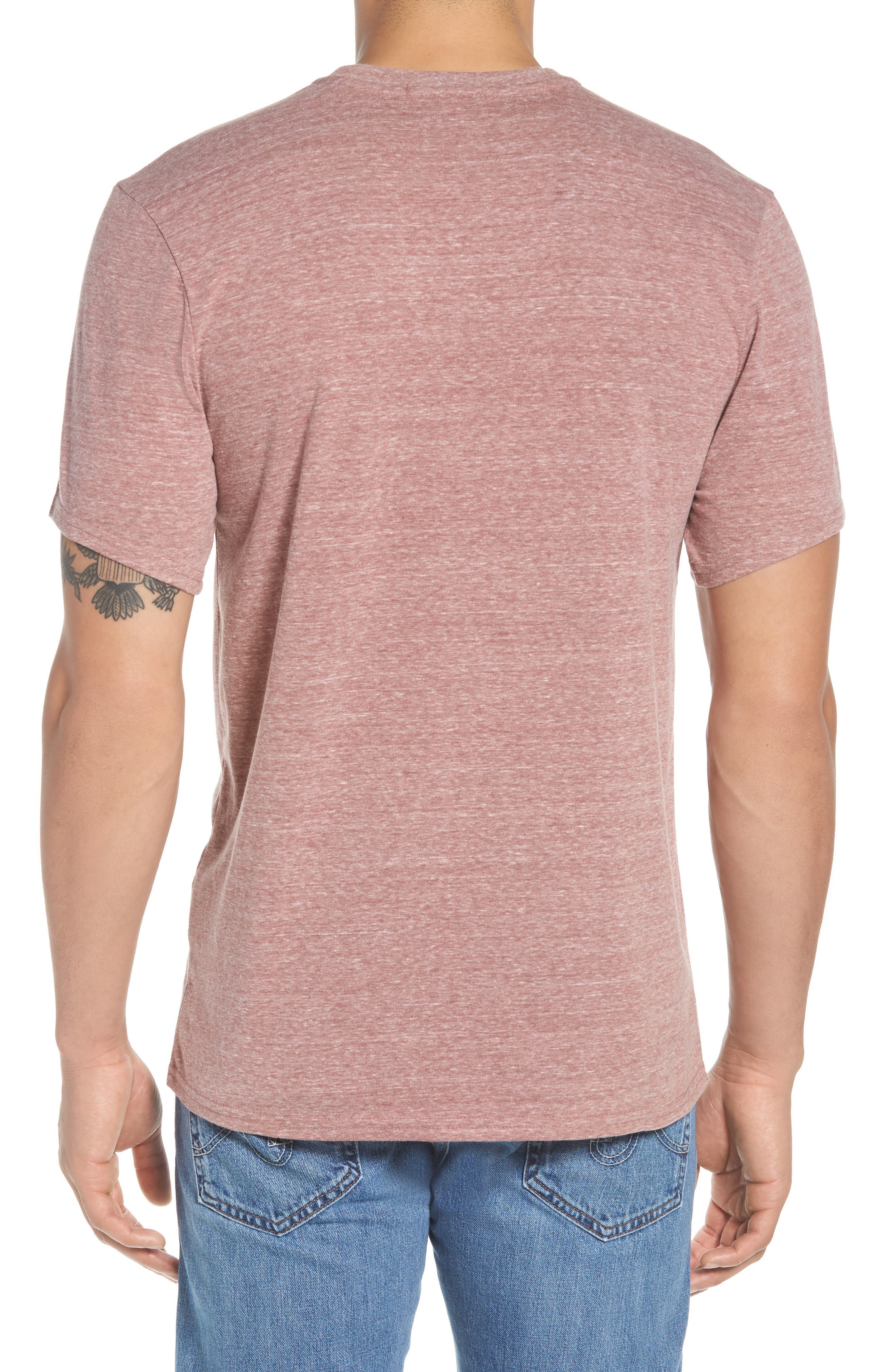 Threads for Thought Heathered Crew Neck,                             Alternate thumbnail 20, color,