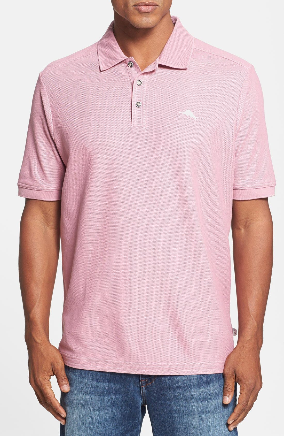 'The Emfielder' Original Fit Piqué Polo,                             Main thumbnail 107, color,