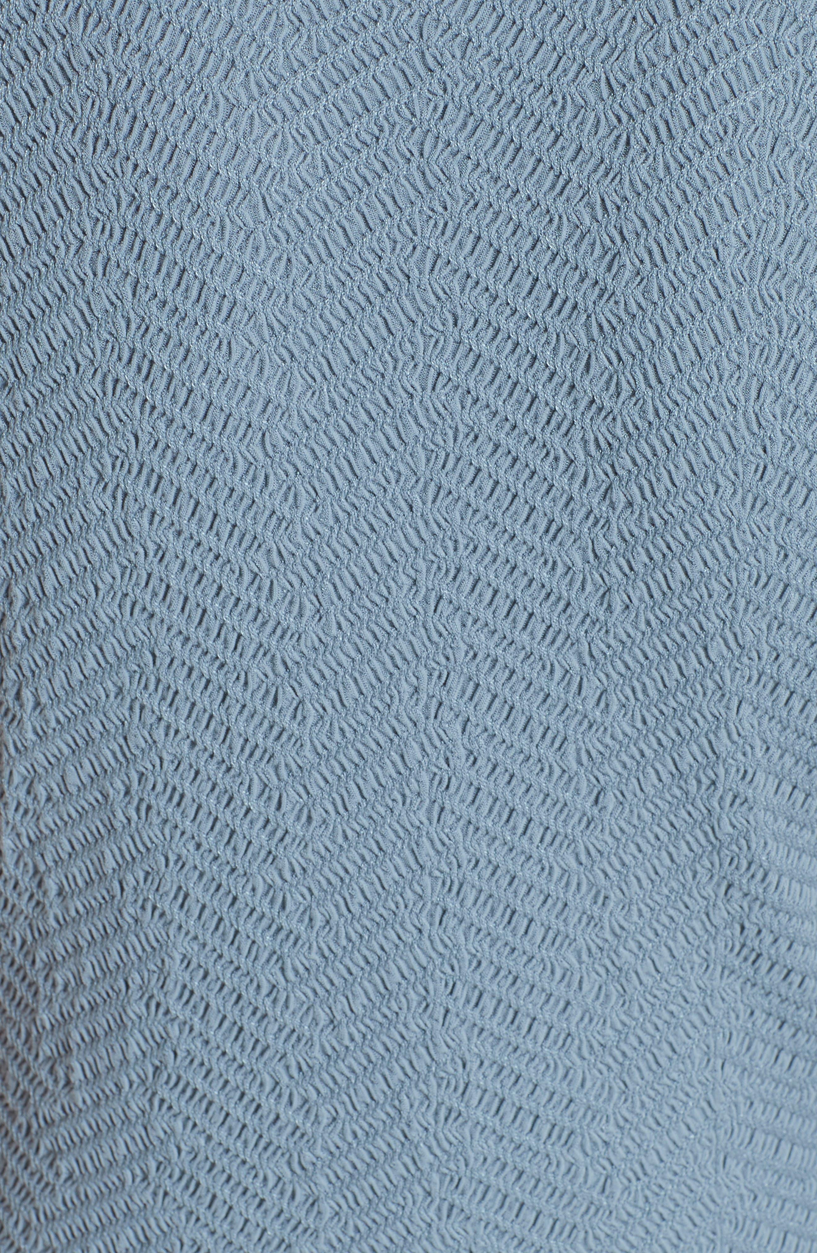 Short Sleeve Jersey Tee,                             Alternate thumbnail 5, color,                             STONE BLUE